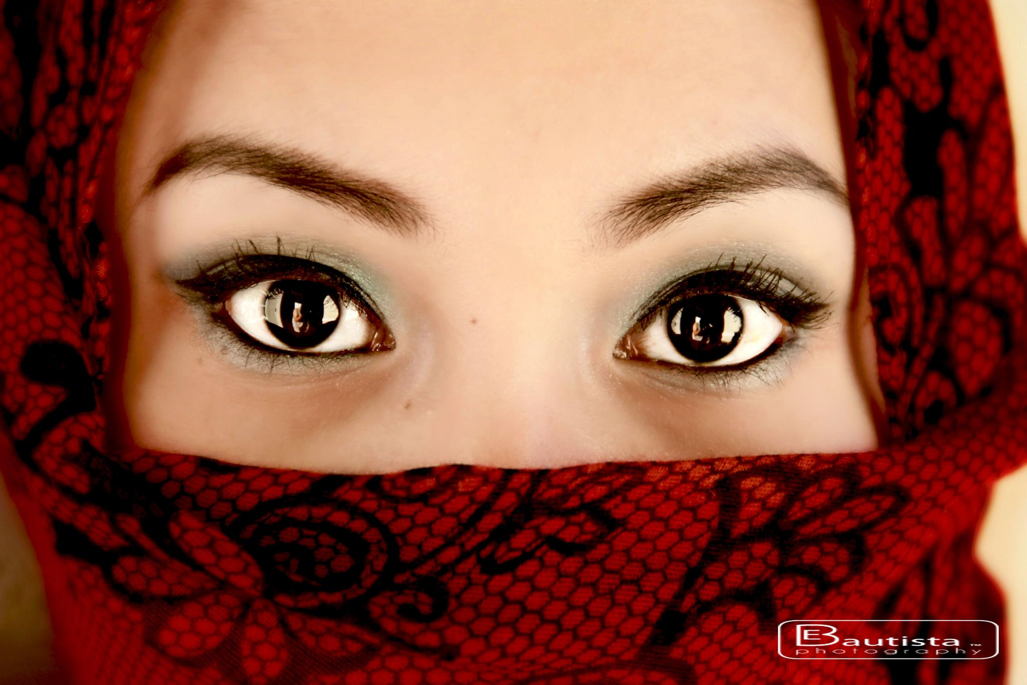 In your eyes by EBautistaPhotography