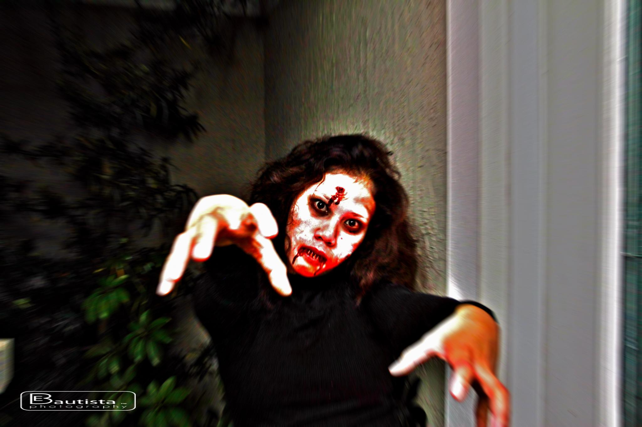 Photo in Portrait #halloween #trickortreat #scary