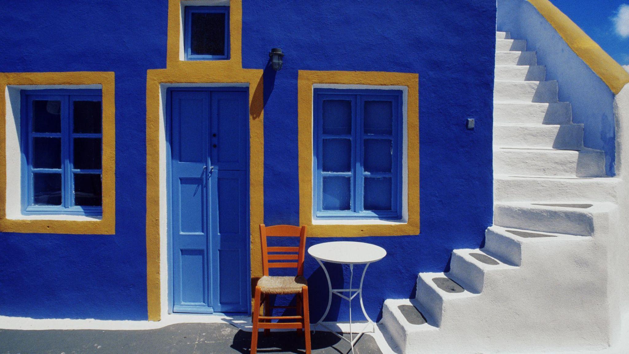 Oia, Santorini, Greece by kasiospaul
