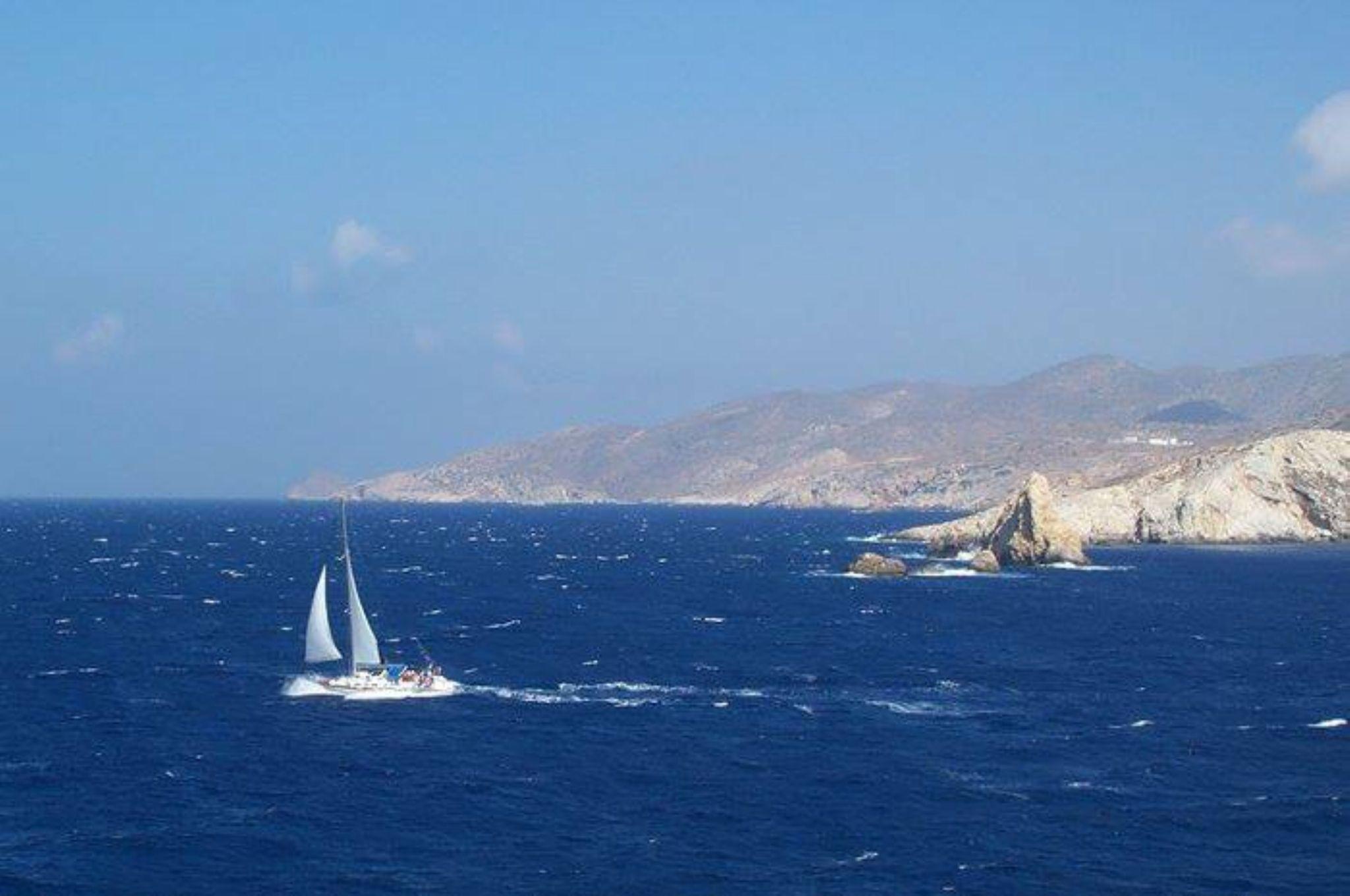 Sailing.. by kasiospaul
