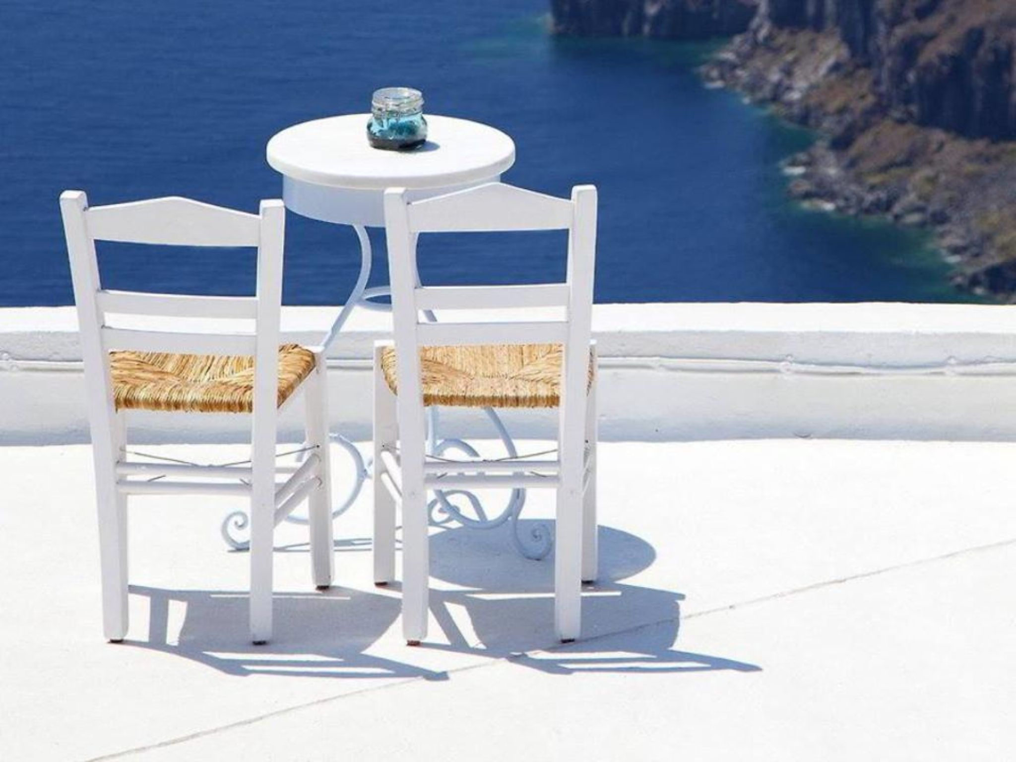 Santorini, Greece by kasiospaul