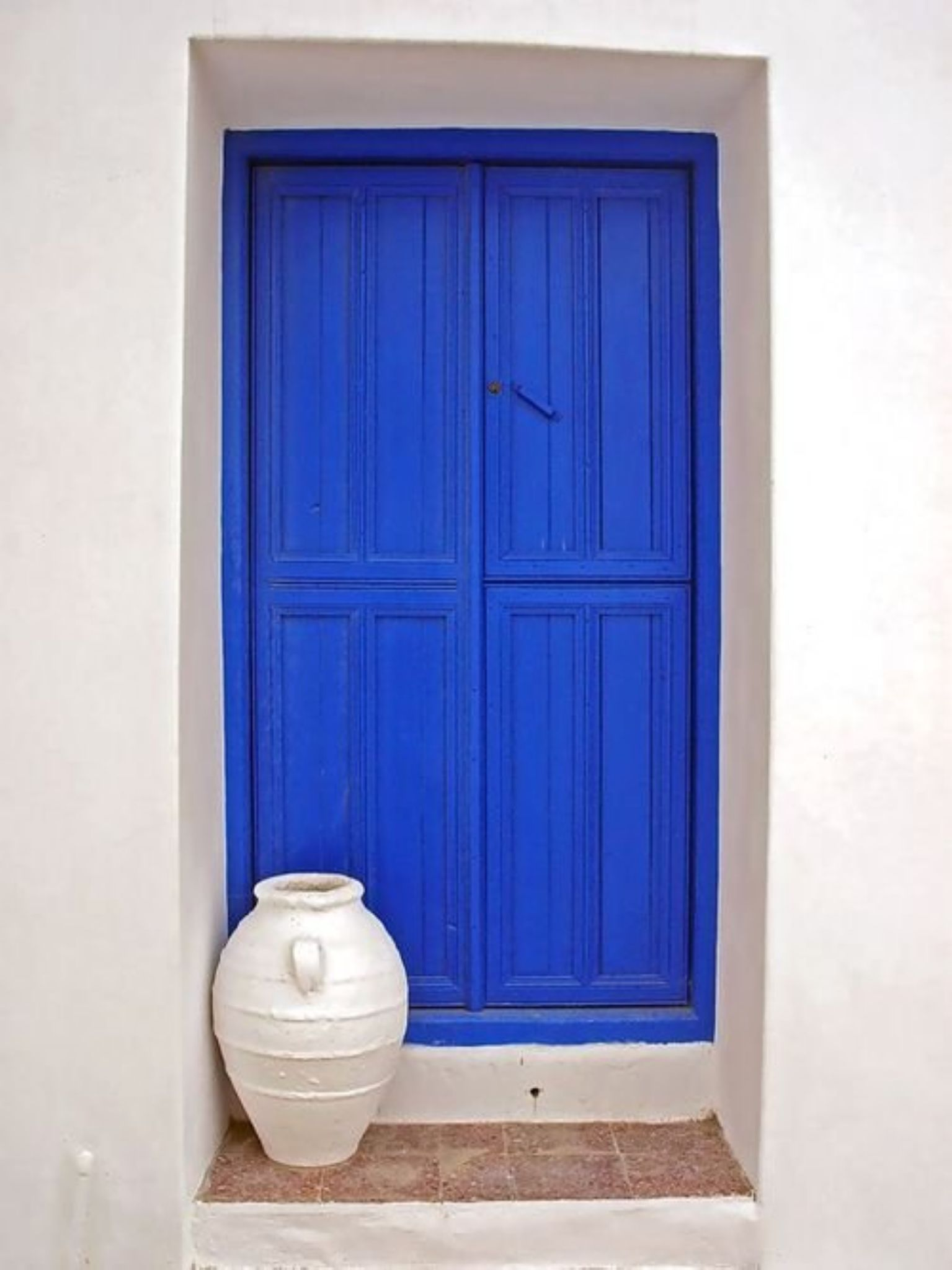 Doorway on Kasos Island, Greece by kasiospaul