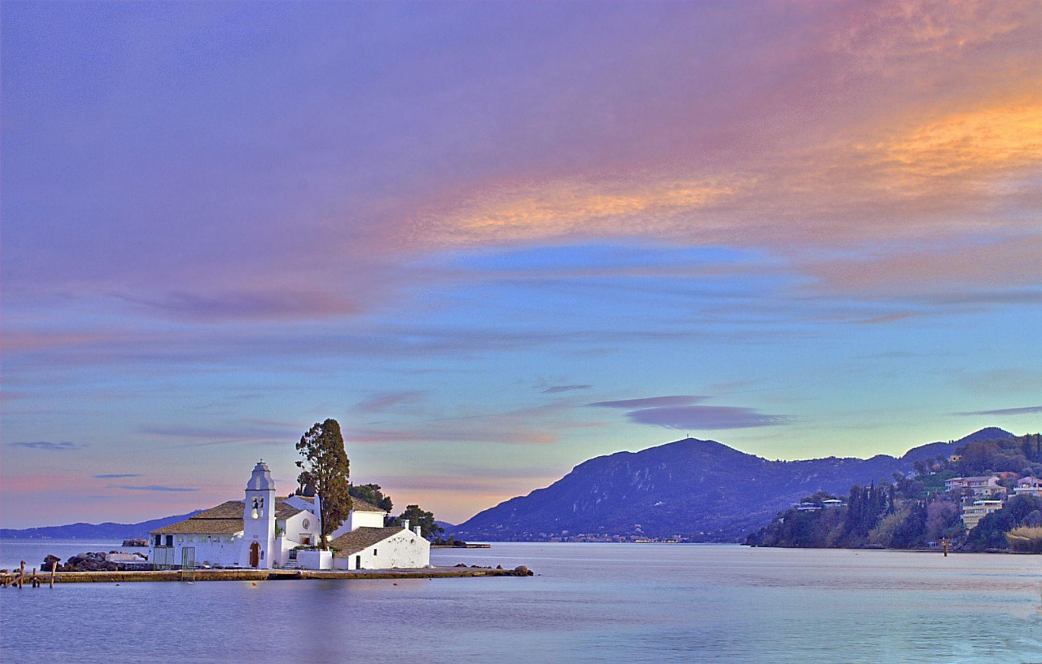 Corfu Island, Greece by kasiospaul