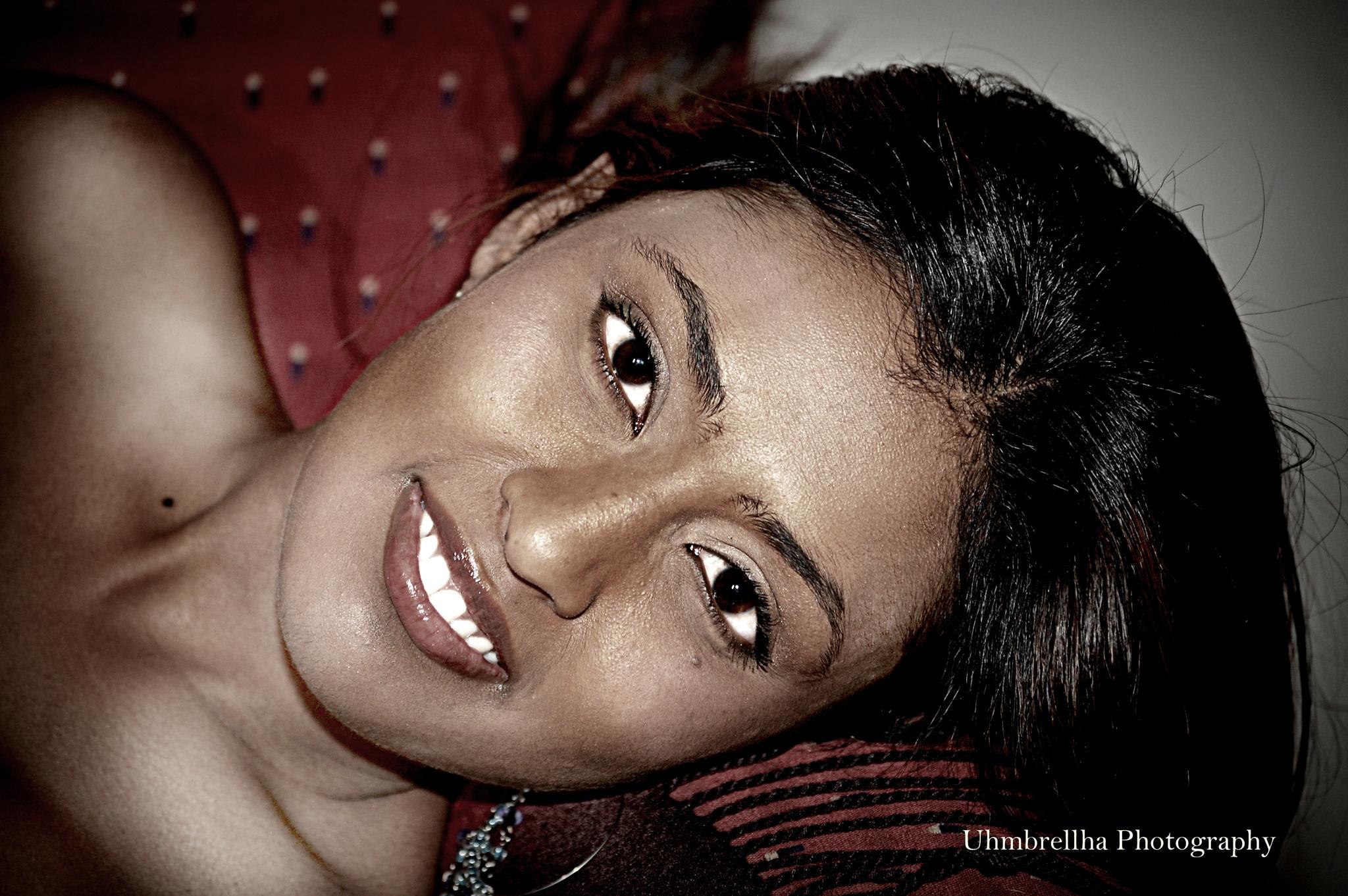 Smiling eyes by smithandredavid