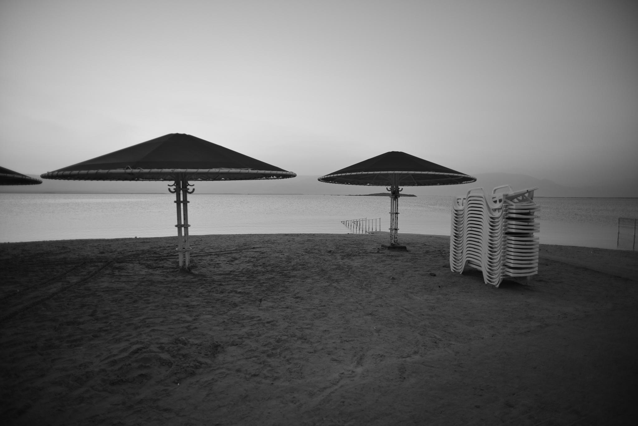 Dead Sea by Vadim Becker