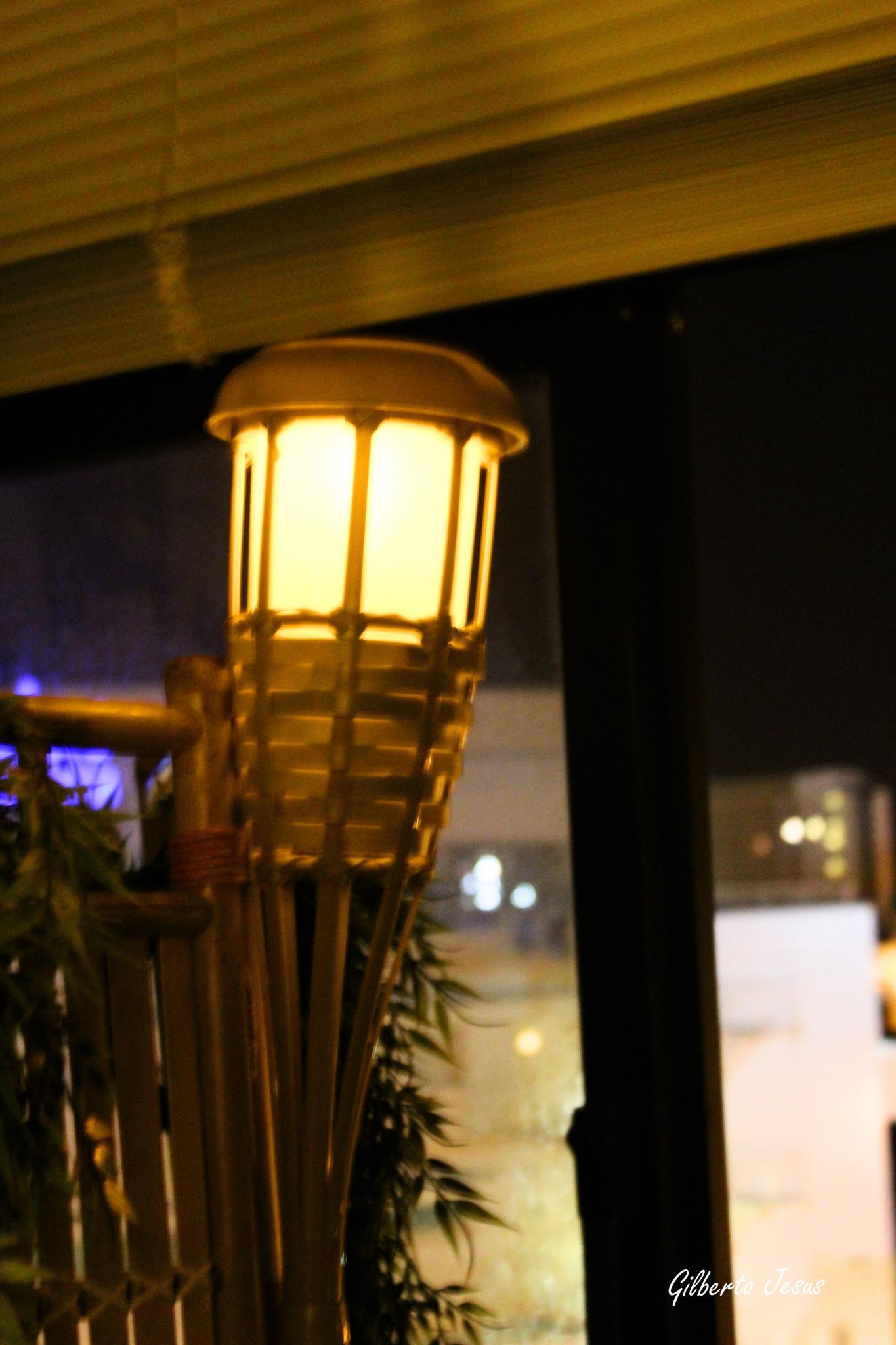 Lamp by Gilberto Jesus