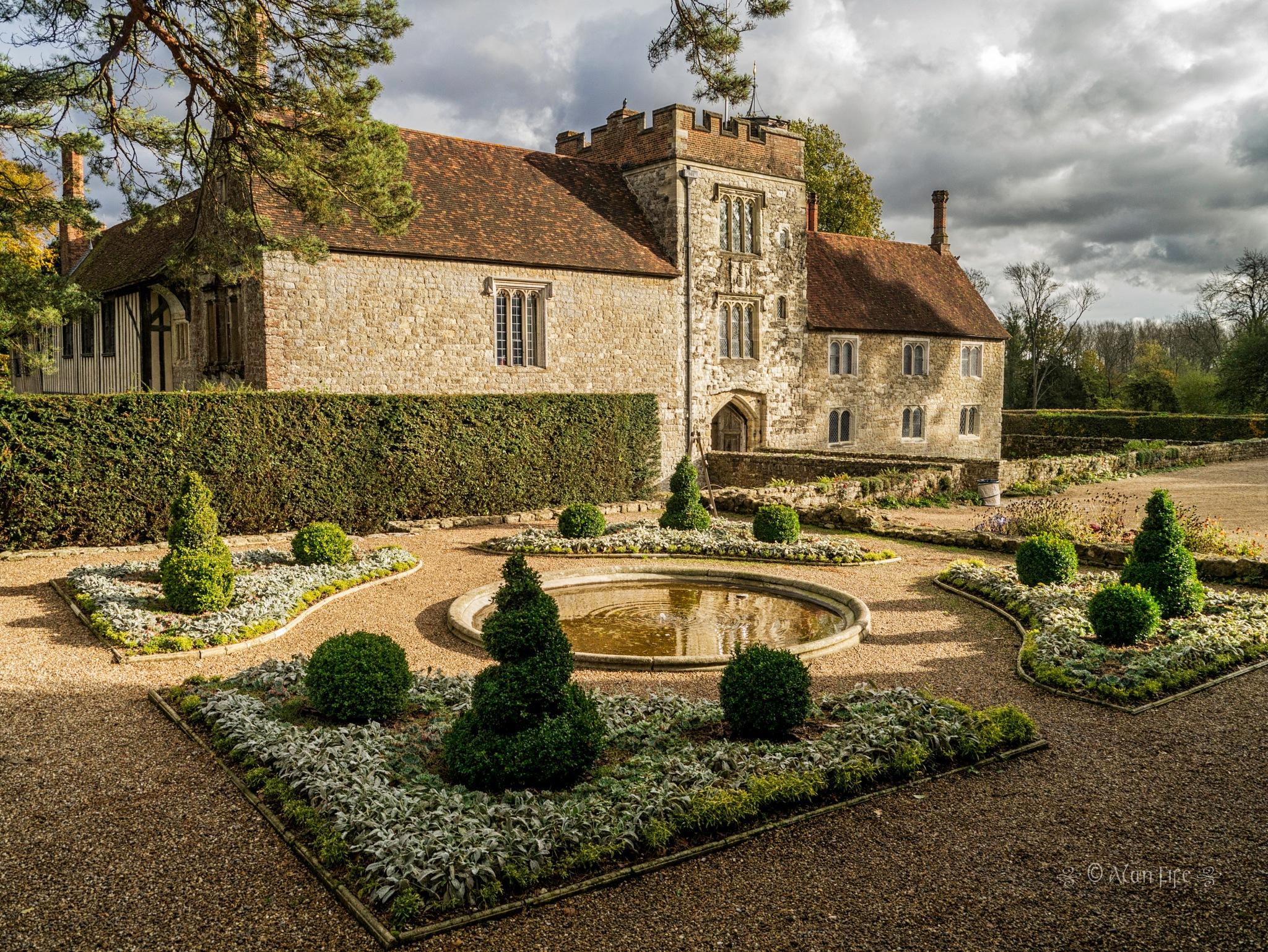 Ightham Mote by Alan Fife