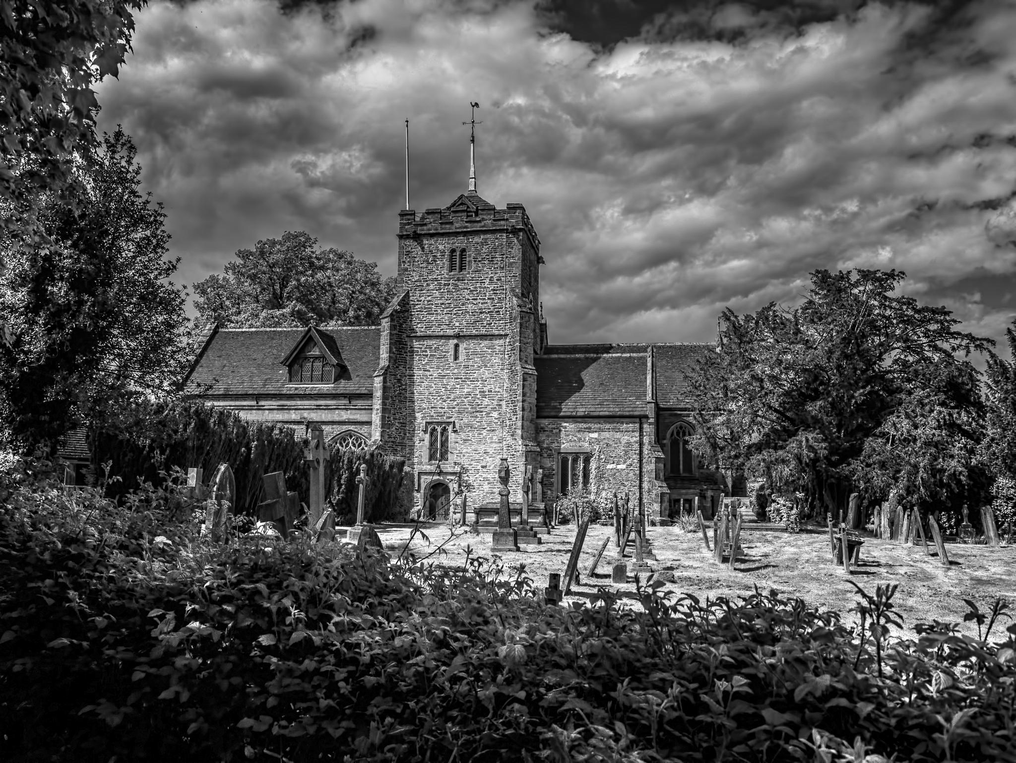 St Margaret's Church, Warnham by Alan Fife