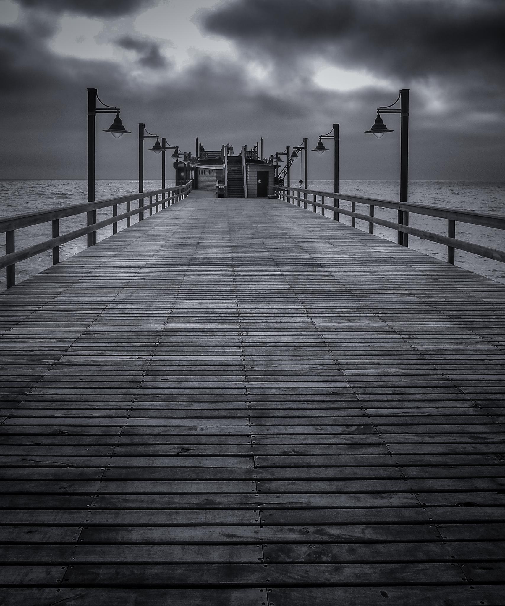 Swakopmund Pier by ProkyProkyProky