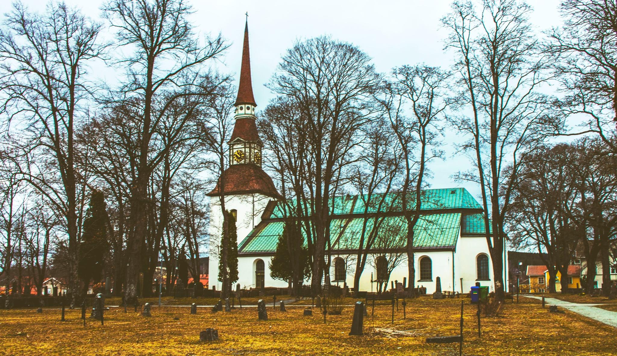 Church by Sandra Niininen