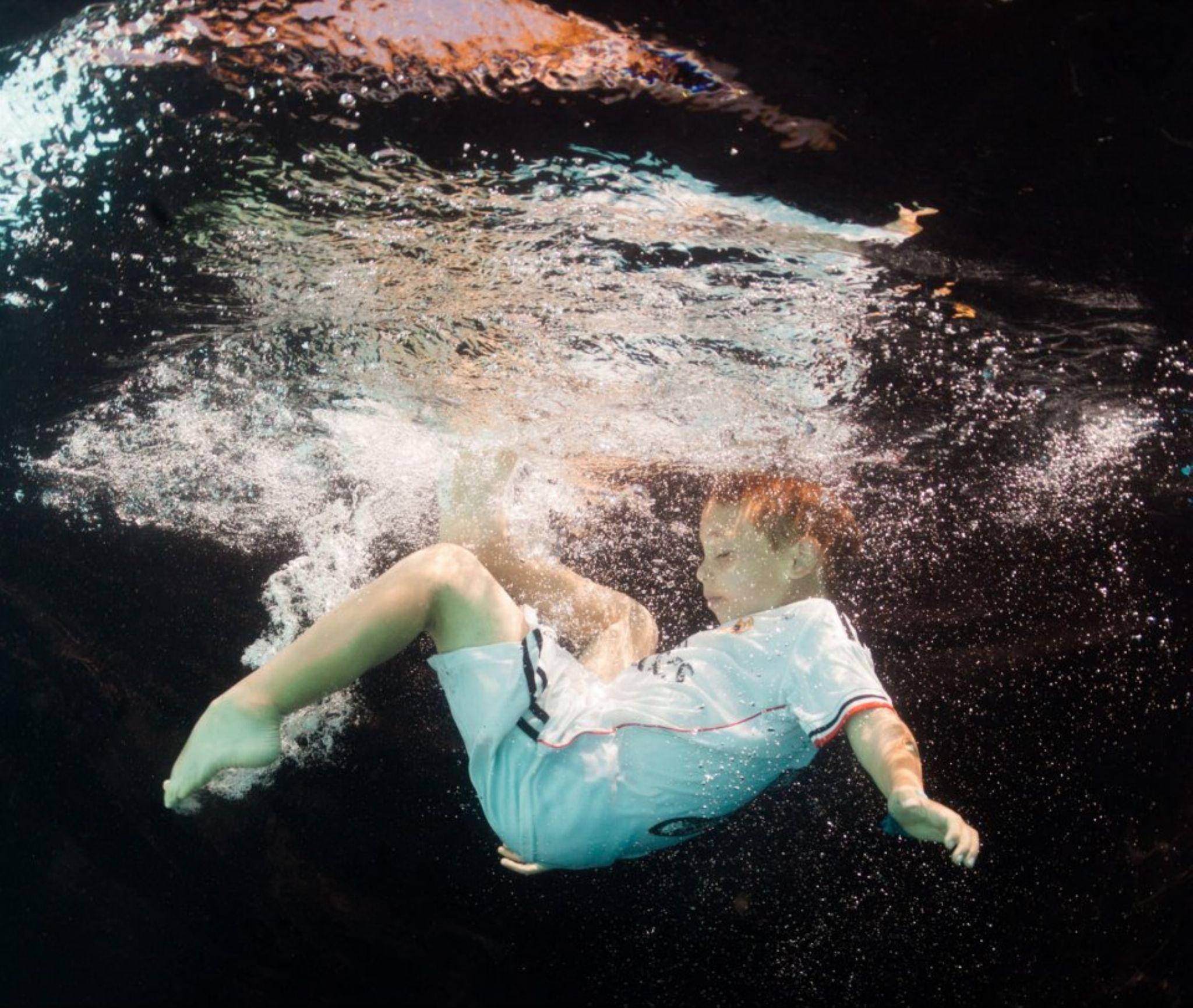 underwater fun by ivanvazquezphotographer