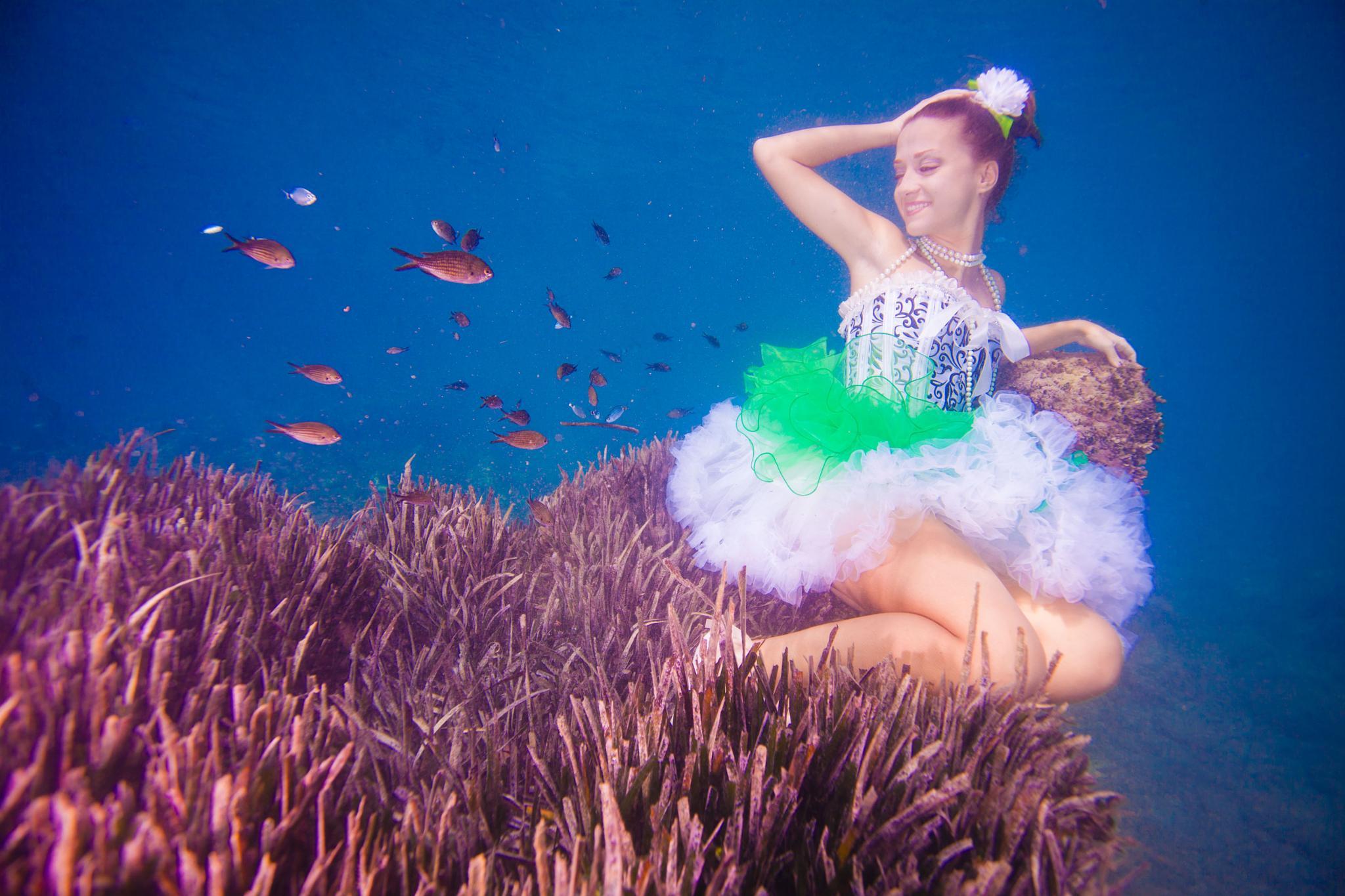 Mermaid III by ivanvazquezphotographer