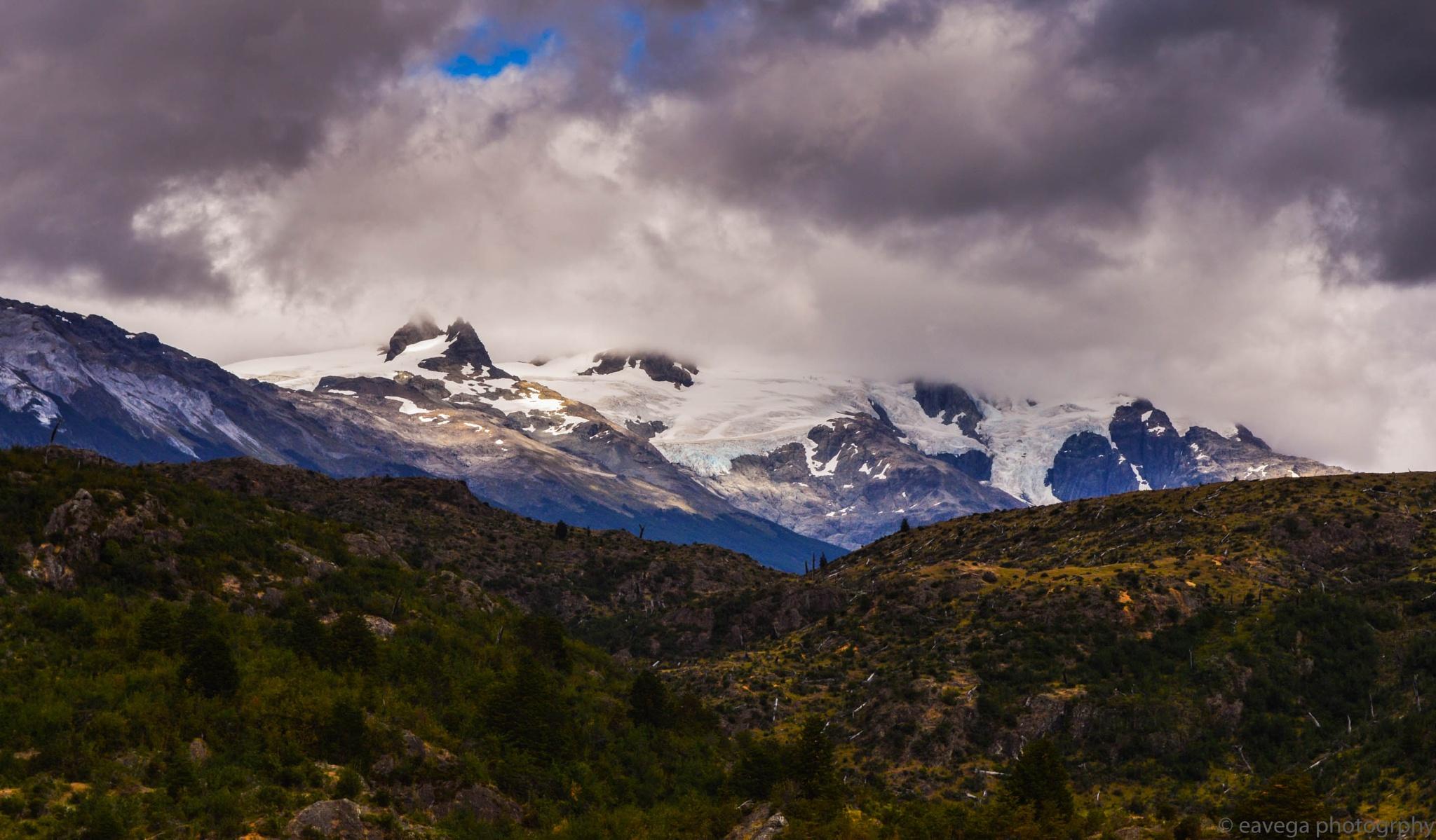 Glacier VI by Eduardo Vega H