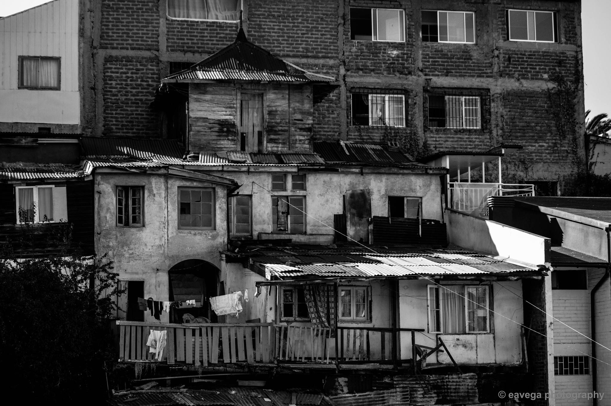 Slums  by Eduardo Vega H