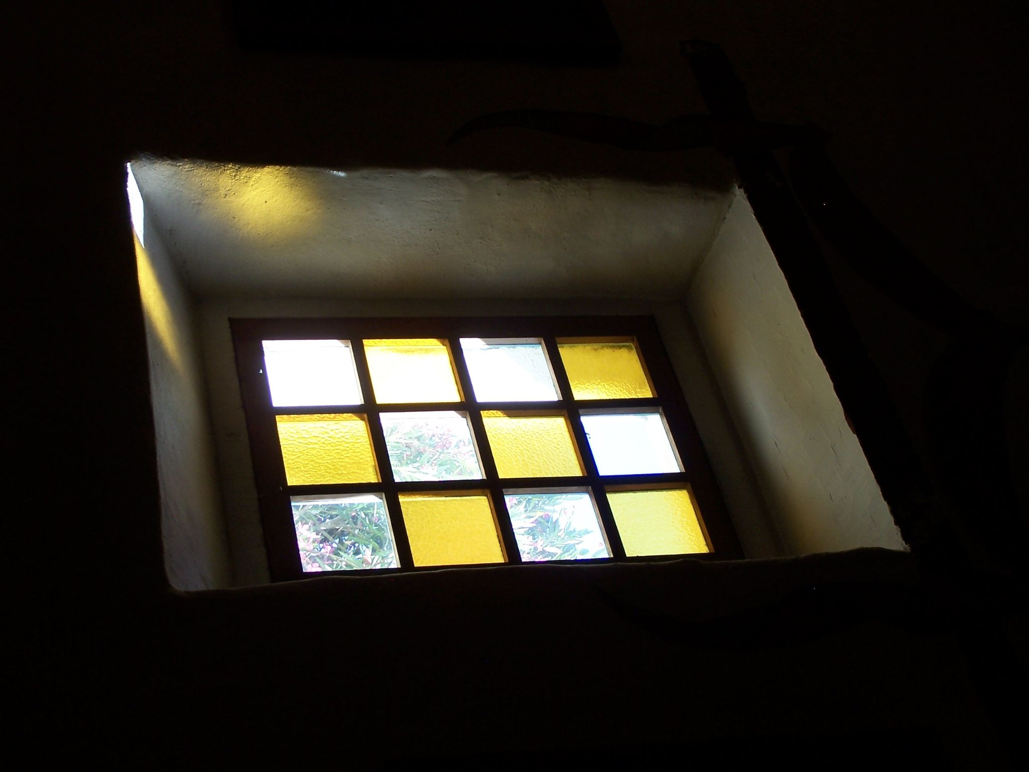 Church window by Eduardo Vega H
