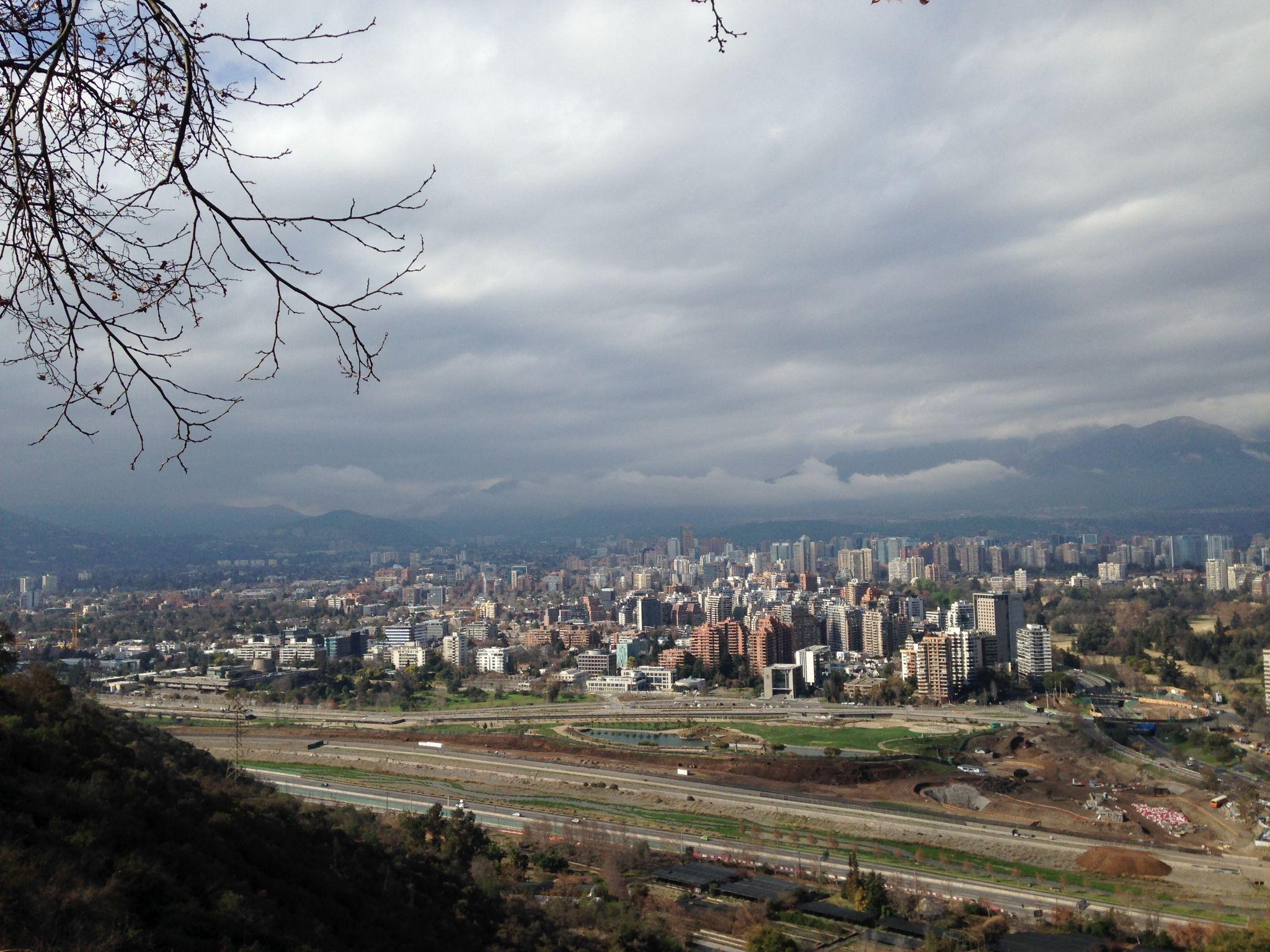 Santiago by Eduardo Vega H