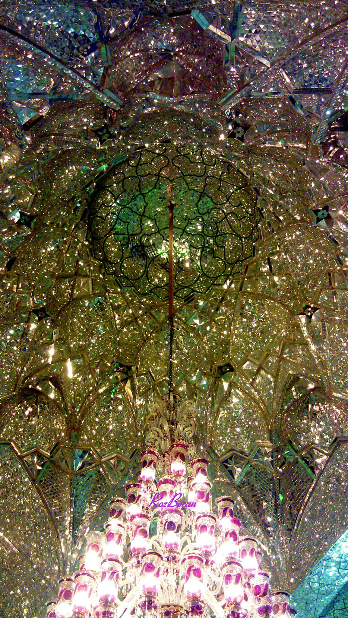 The Art of Glass & Mirrors by R O Z B O R A N