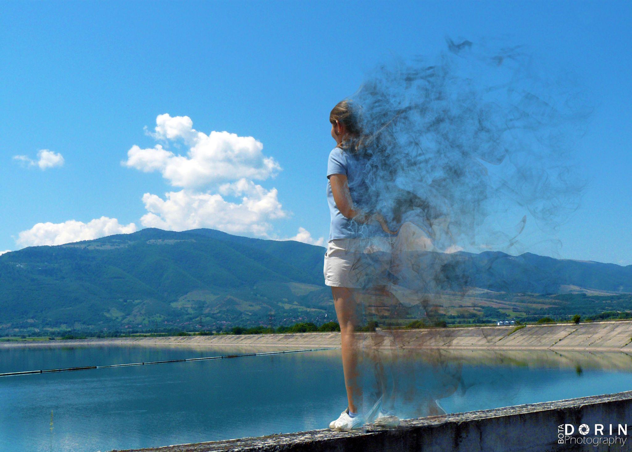 Dust in the wind by Bota Dorin