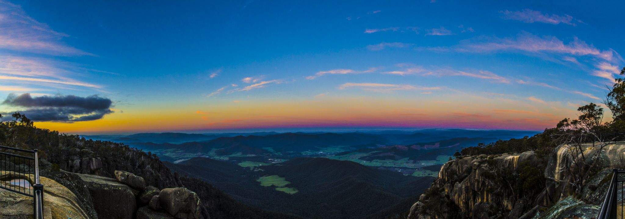 Mount Buffalo by duanne.anderson