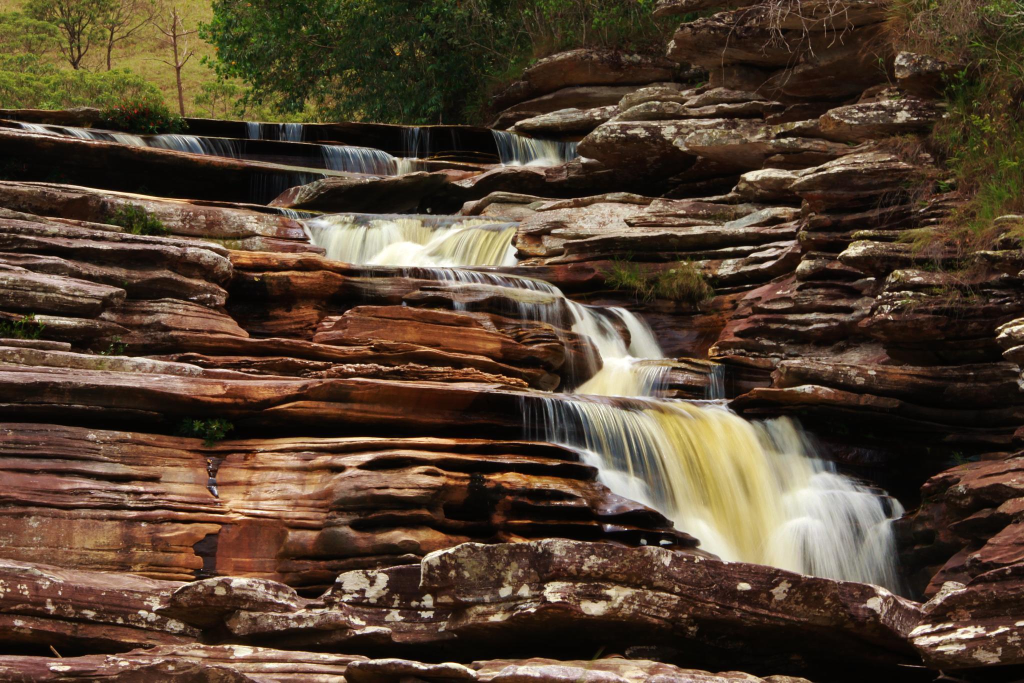 Cachoeira do Intancado by Ricardo Resende