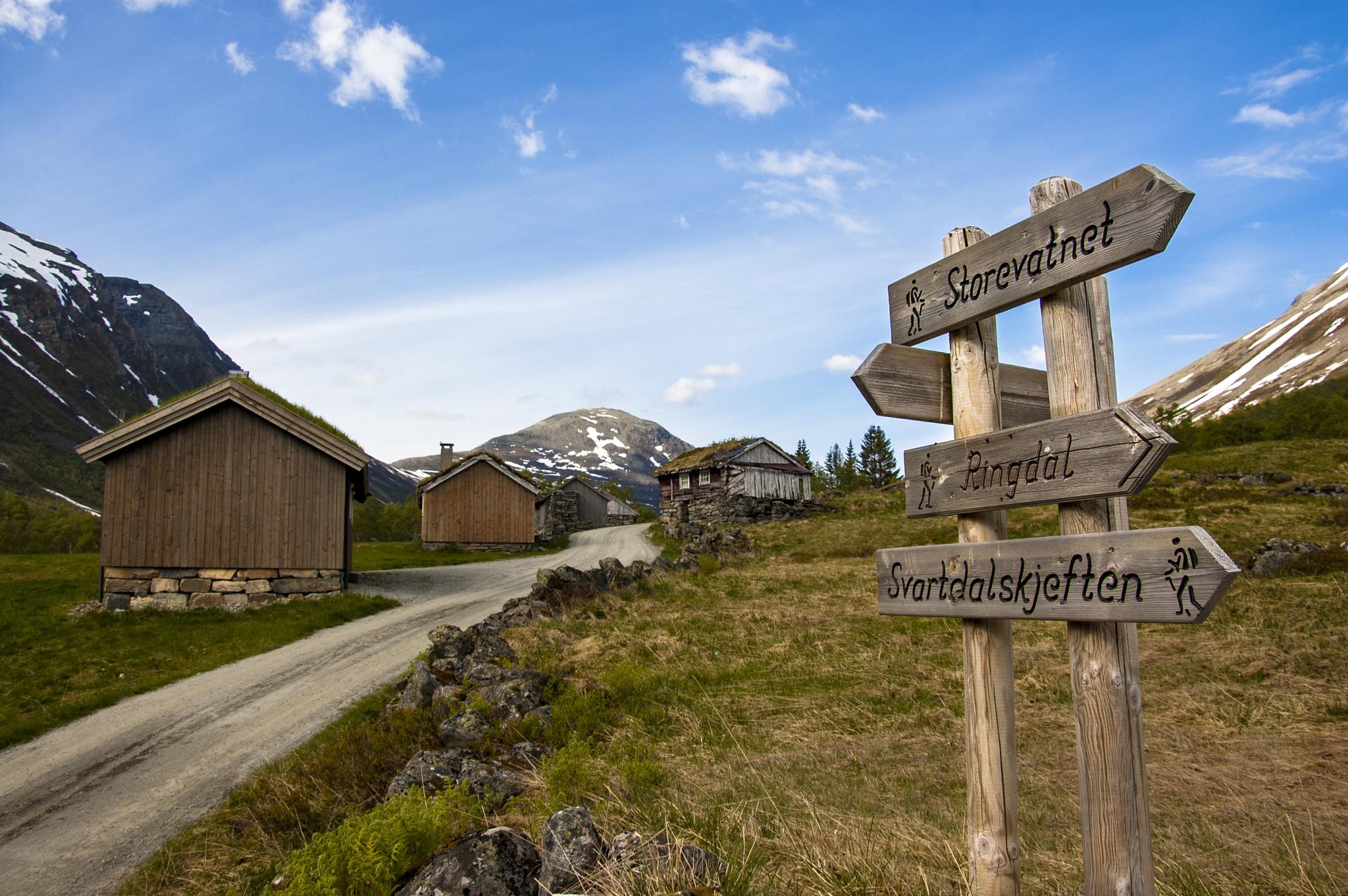 Moldskreddalen, Stranda kommune by maag404