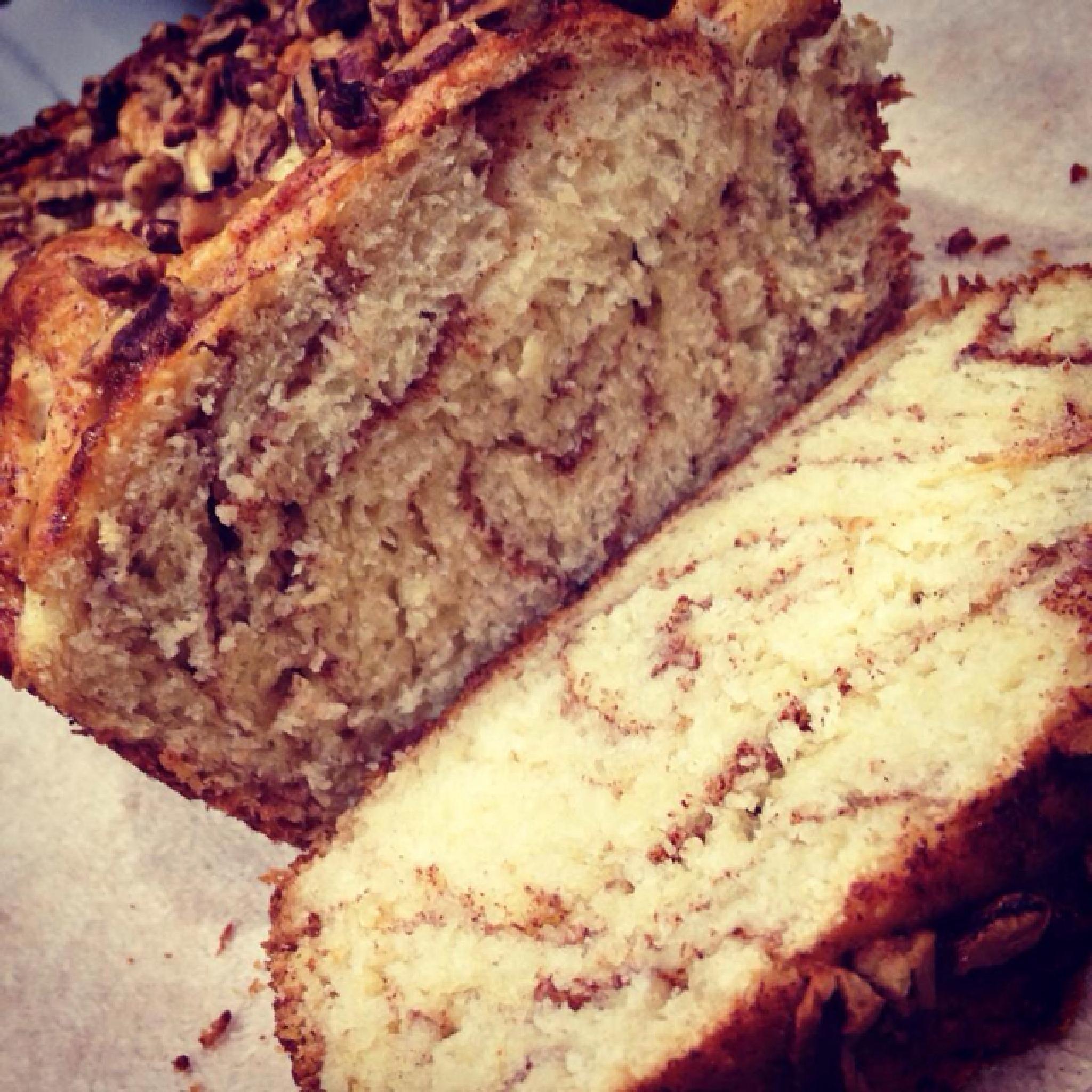 cinnamon swirl bread by Saif