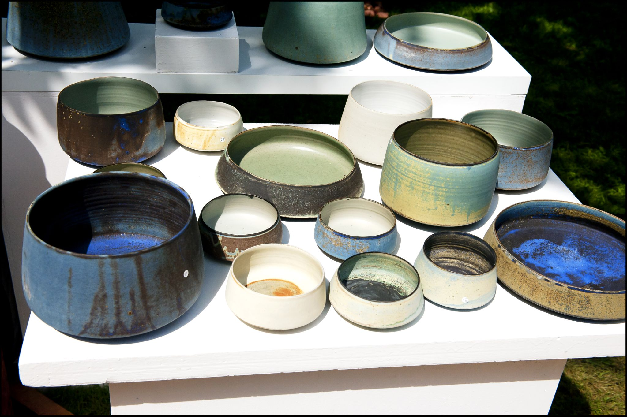 Ceramic, Anduze, South of France by Roderic Beyeler
