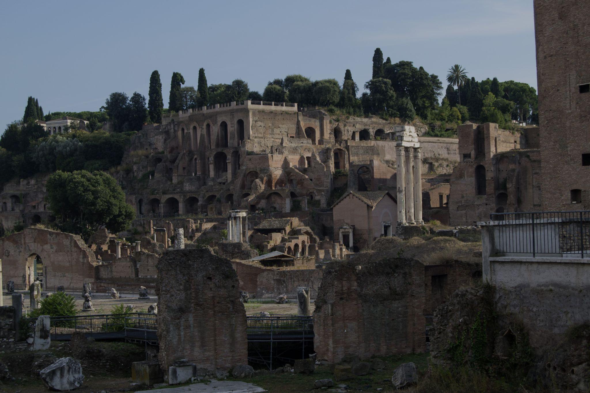Via dei Fori Imperiali by PatriziaCortellessa