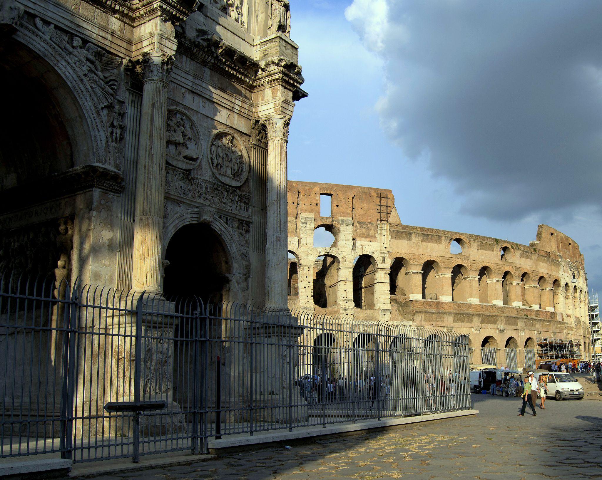 Roma, Colosseo by PatriziaCortellessa