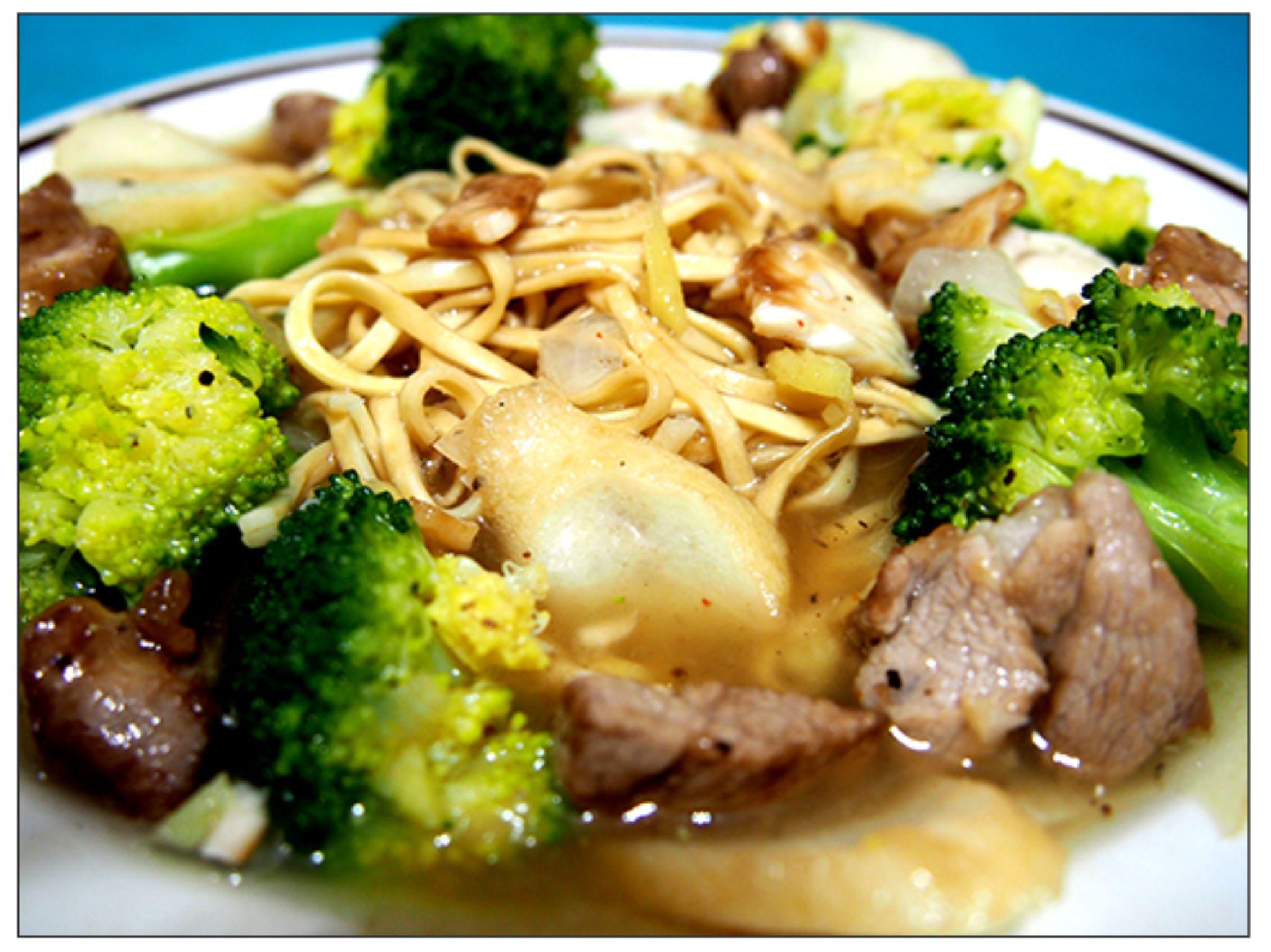 Chinese Cuisine by jessersim