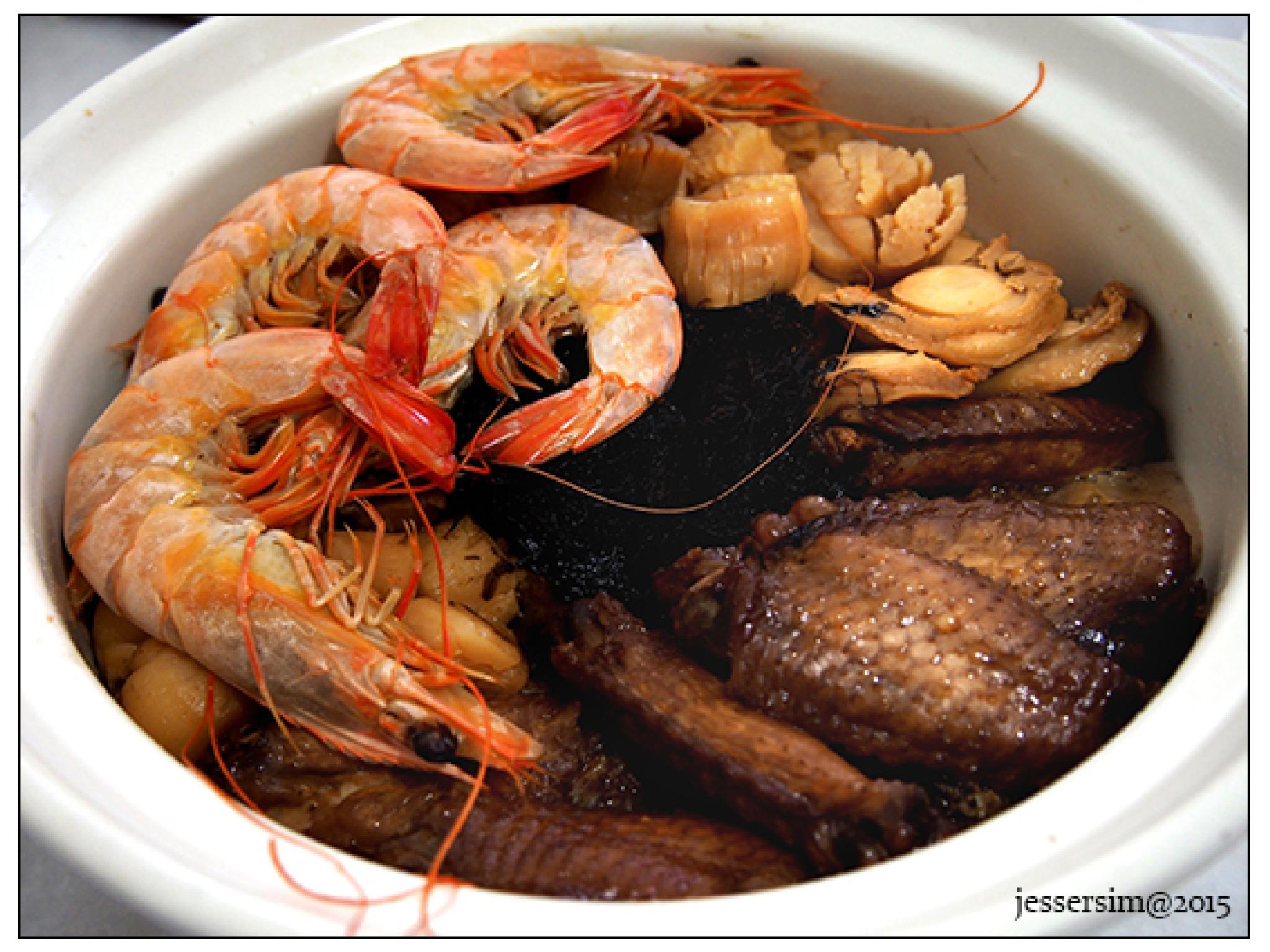 Big Bowl Feast by jessersim
