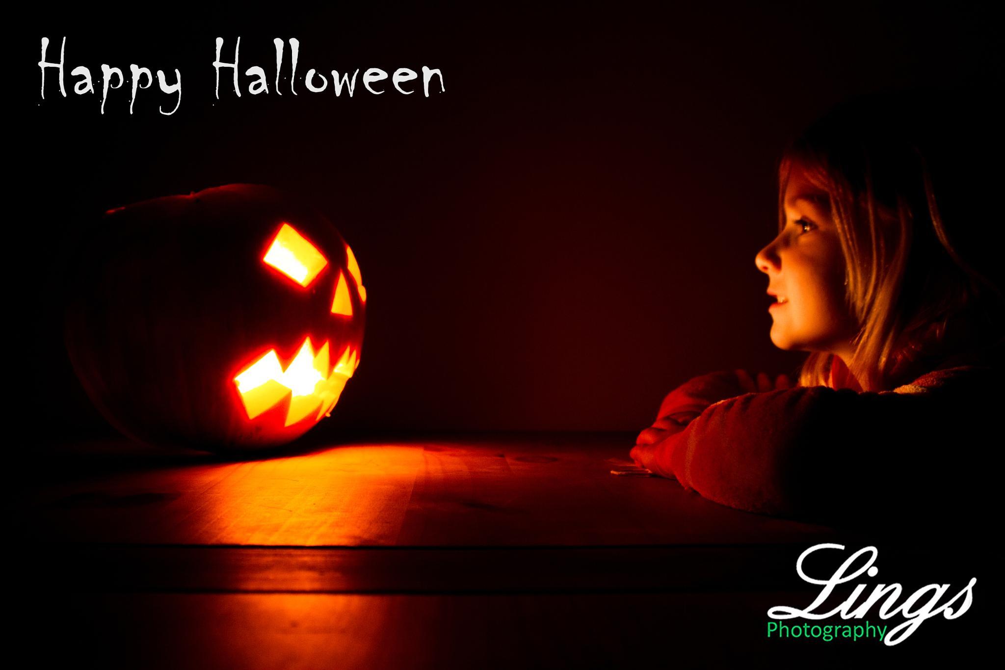 Photo in Portrait #halloween #pumpkin #night