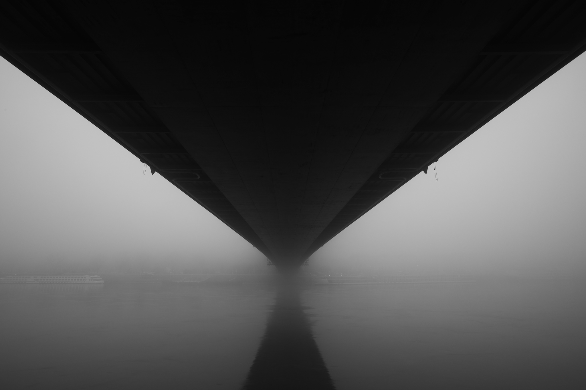 SNP hidden in the fog by Ladislav Szabó