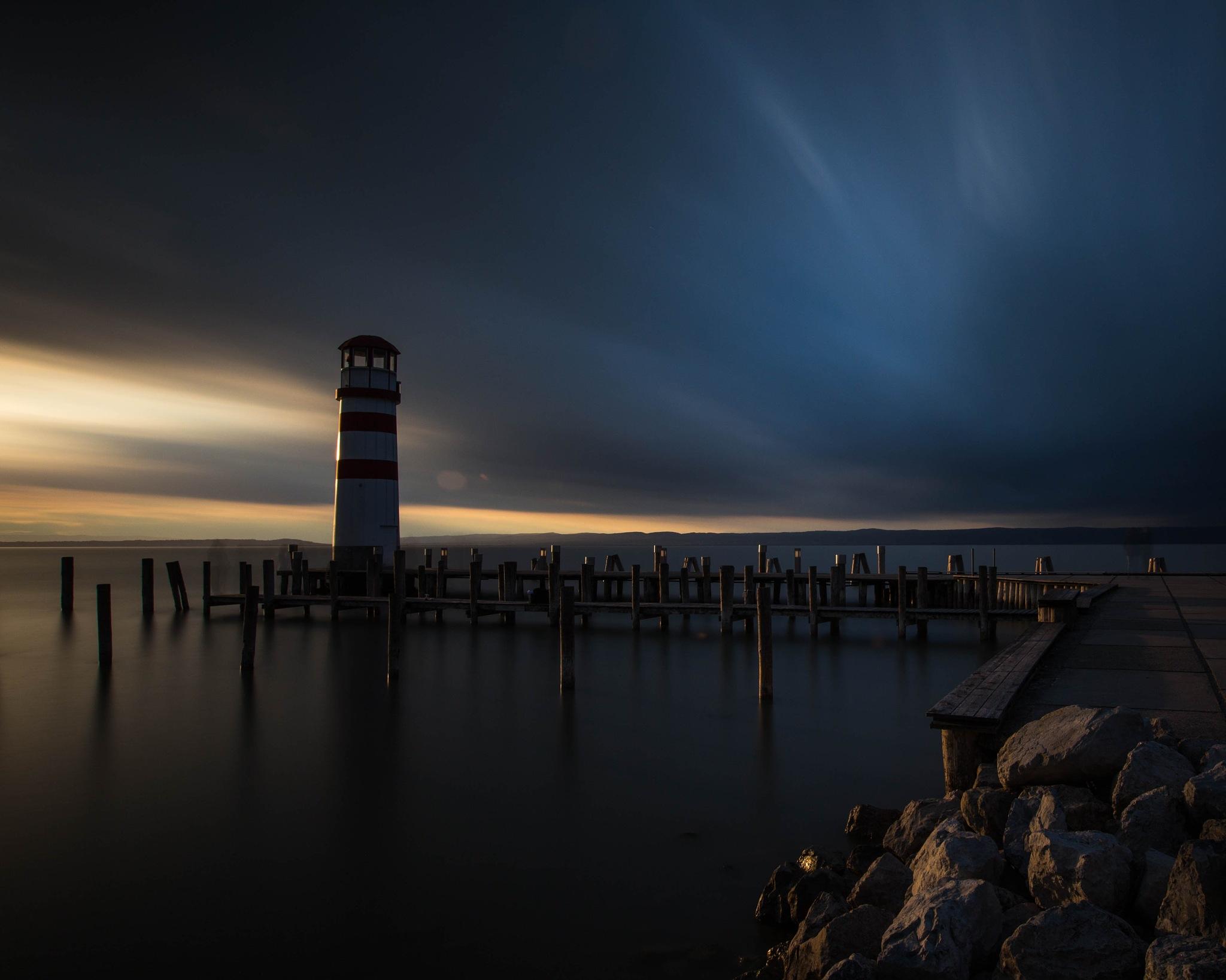 Beacon of light by Ladislav Szabó