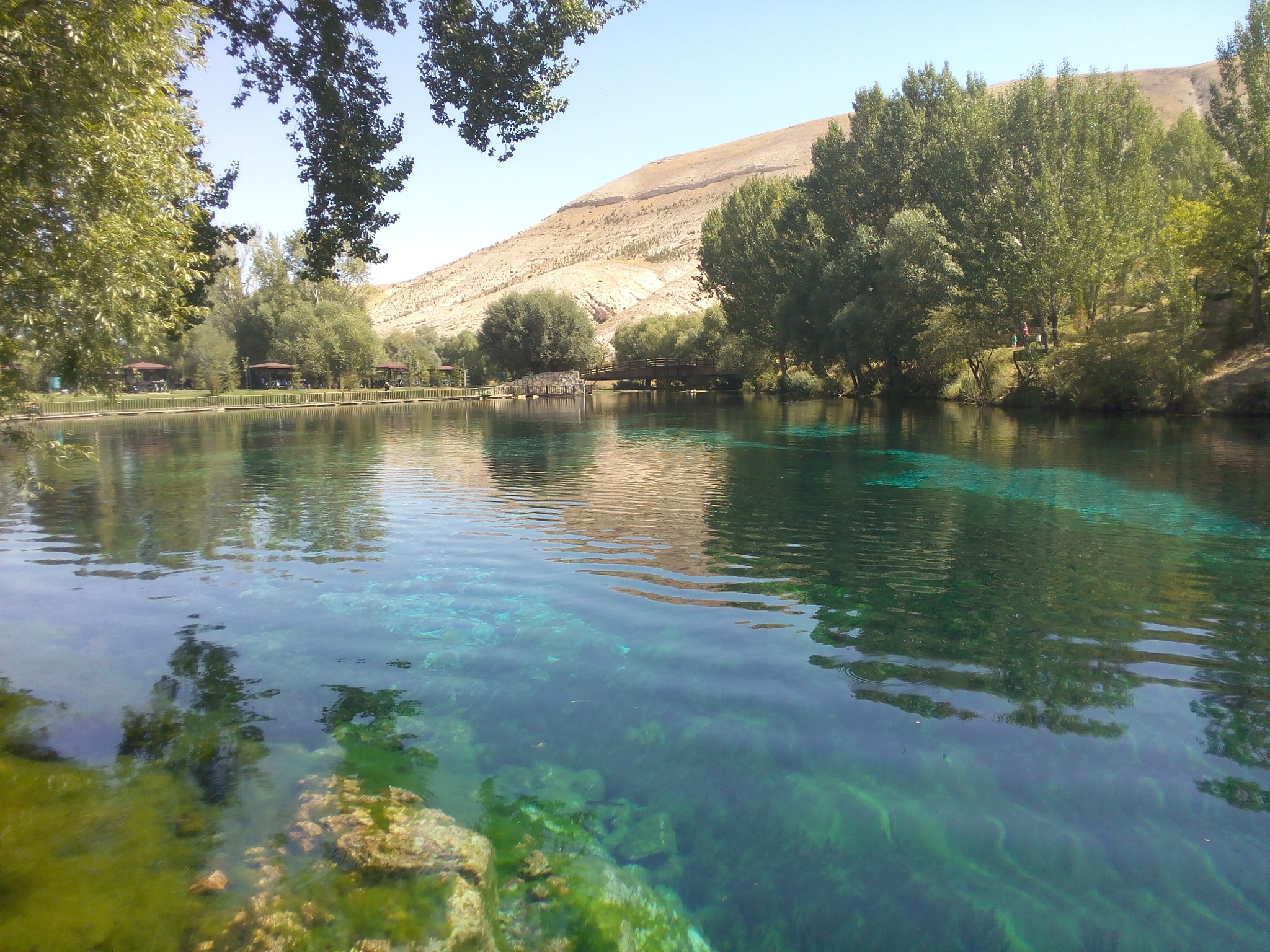Gökpınar Gölü by Ali Nail T
