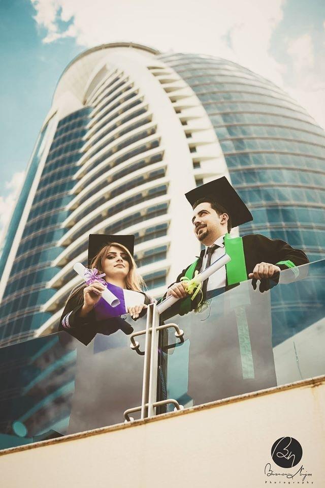 Kurdistan Graduation photoshoot by Birawar Najm