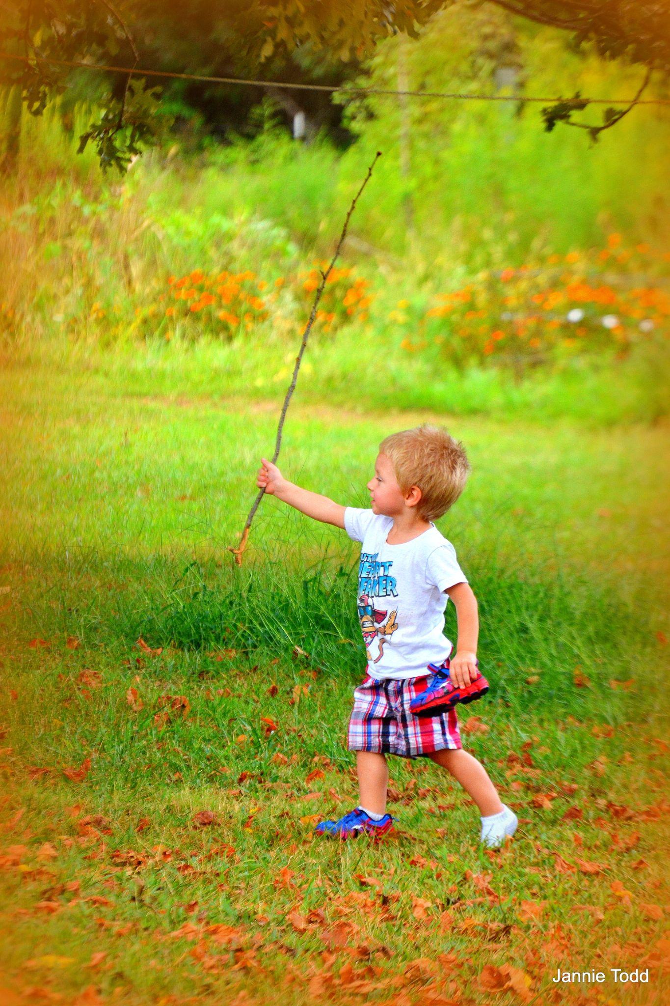 Grandson by jannie.todd