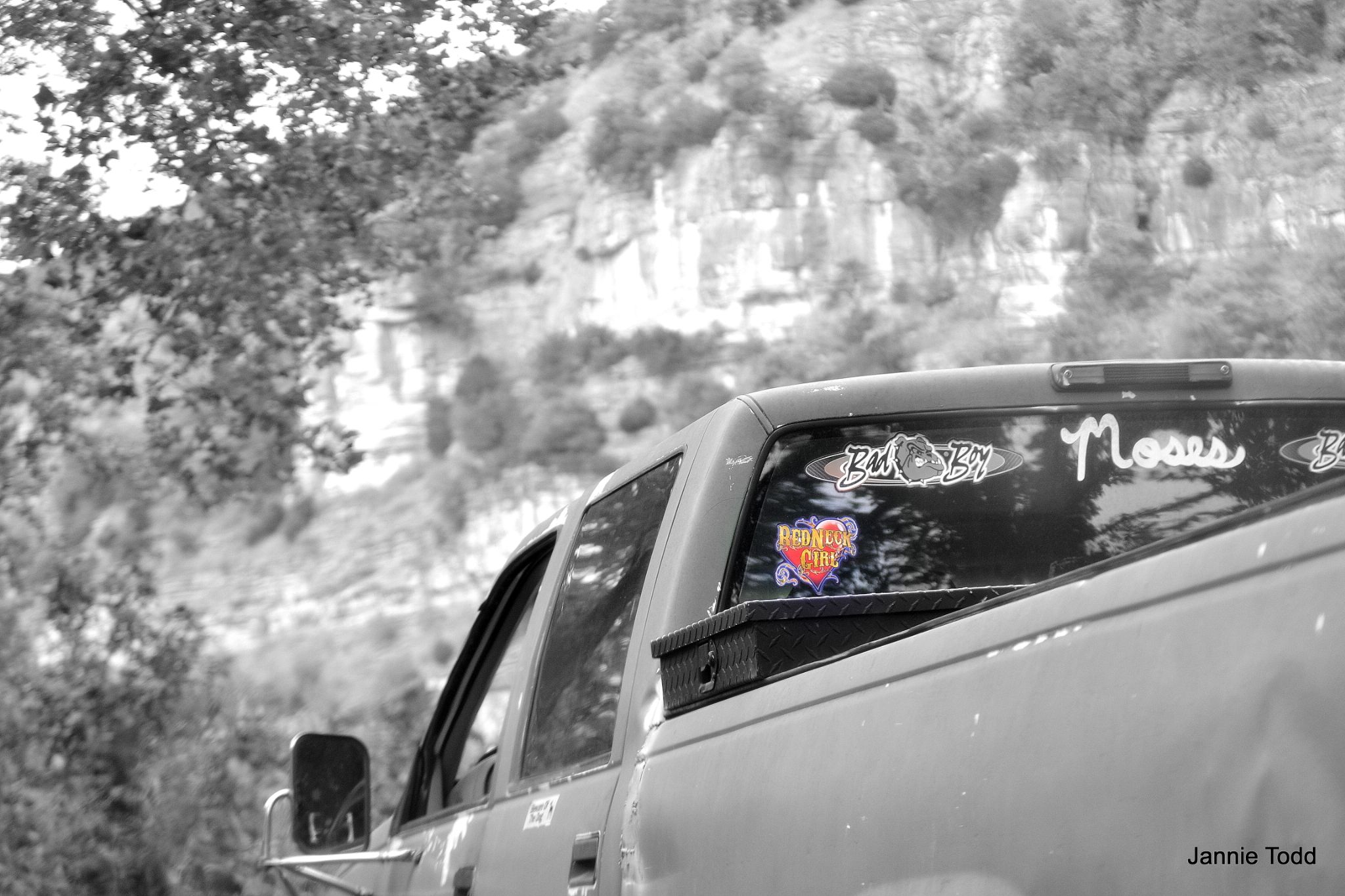 Redneck Girls Truck by jannie.todd