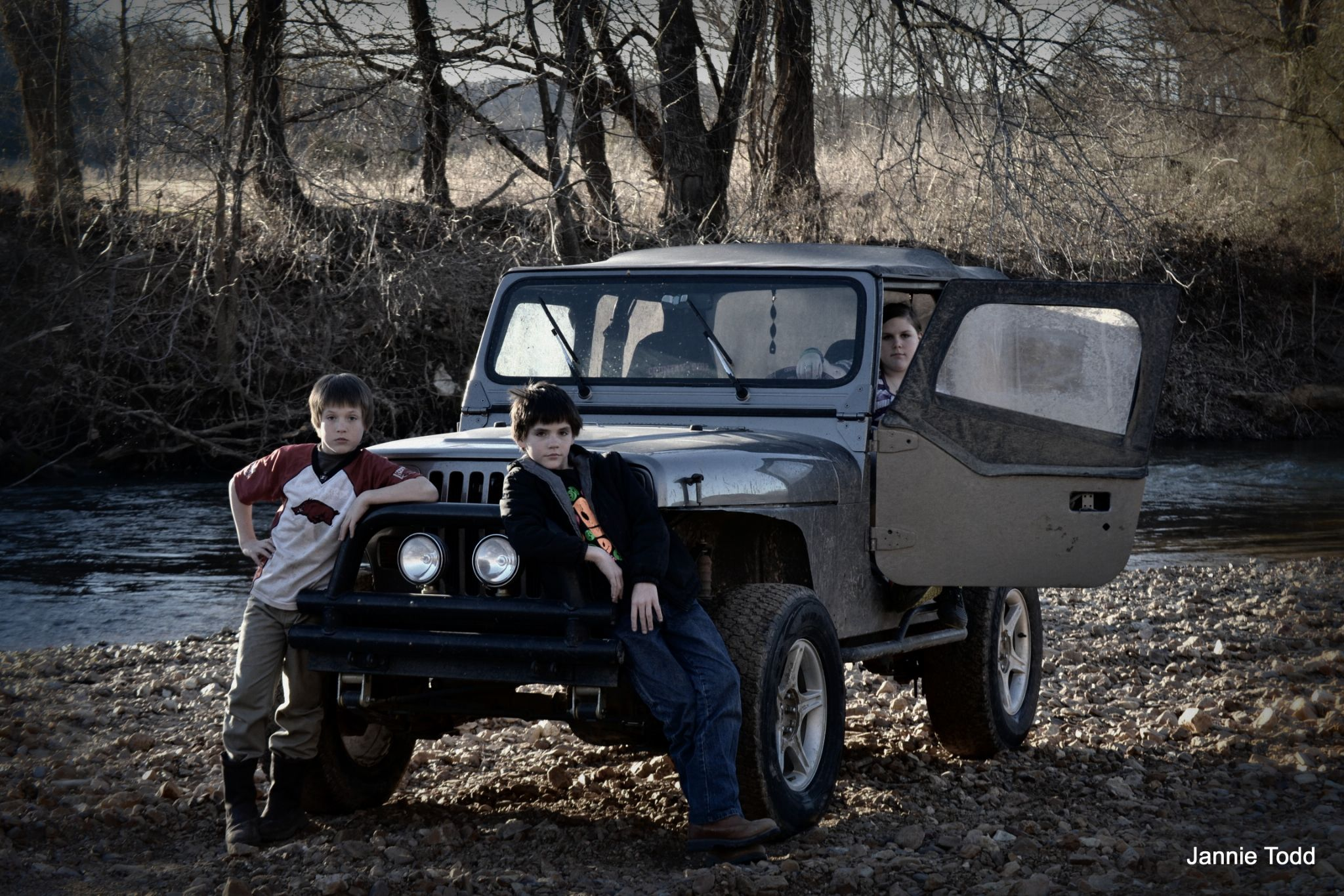 Country Kids by jannie.todd
