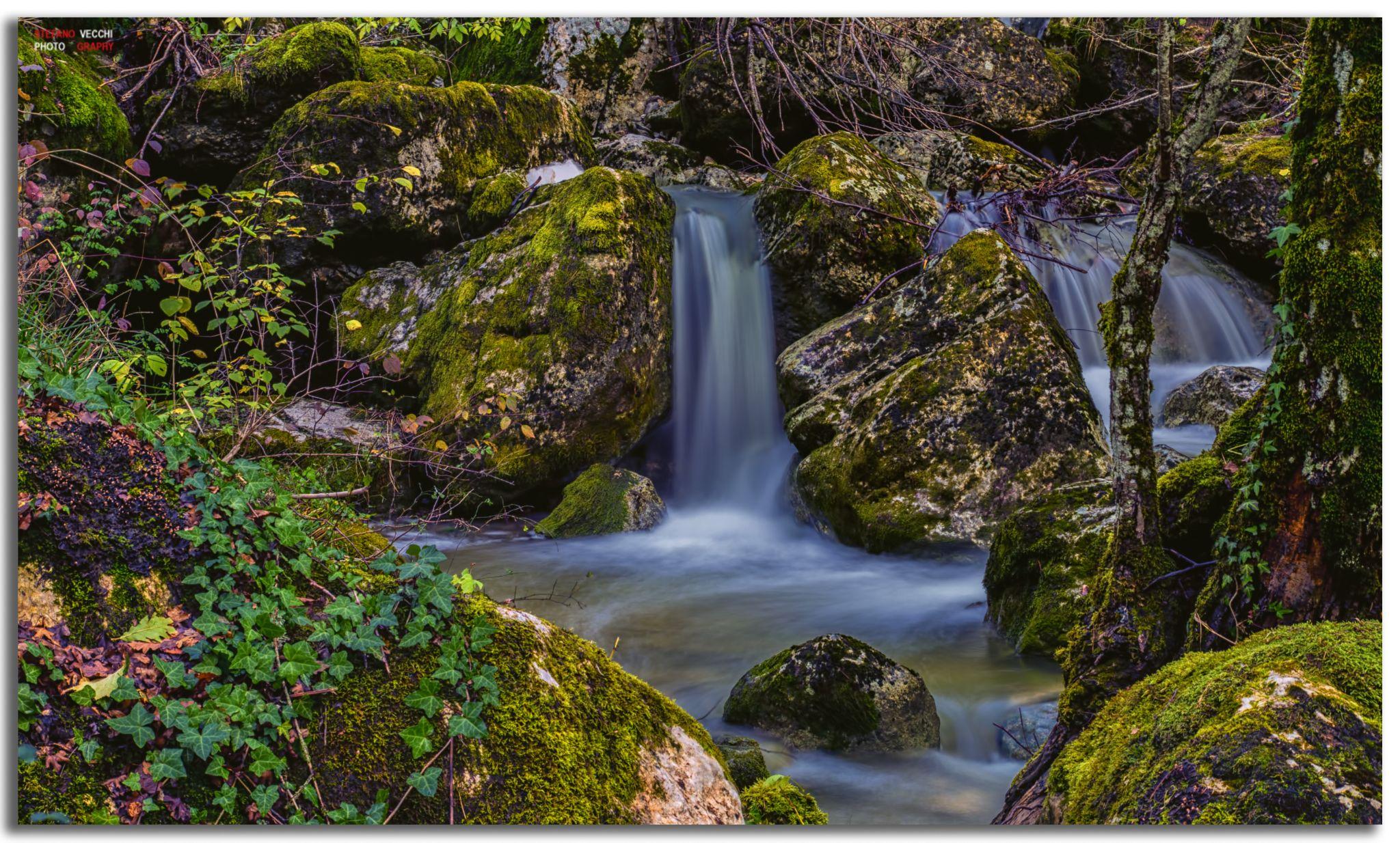 Cascate fiume savio by stefano.vecchi.395