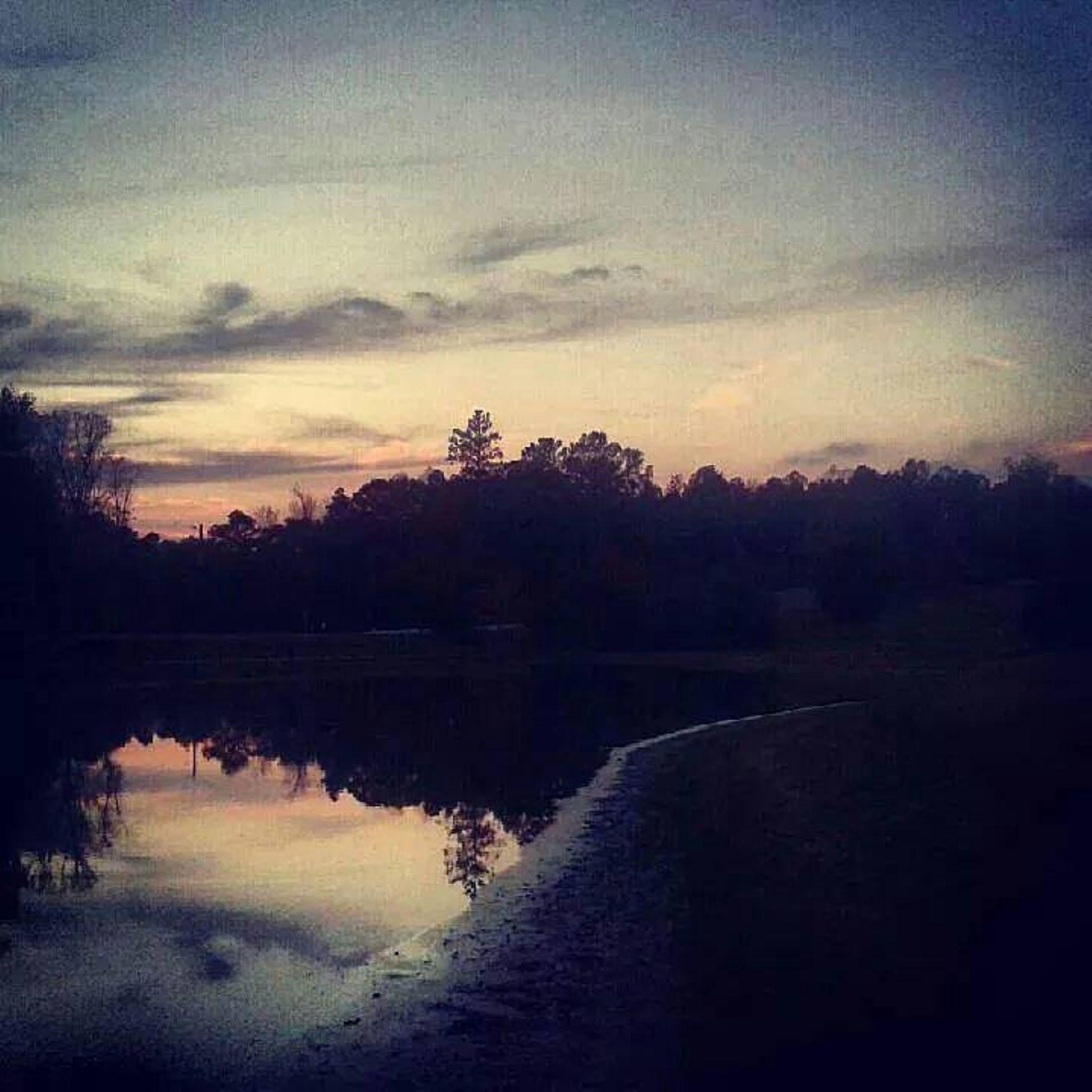 Georgia Night. by Chelsey Elizabeth