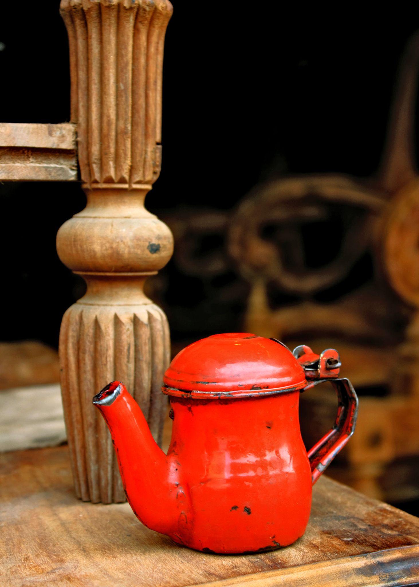 Tea catle ( Made in pakistan)  by J.hussain