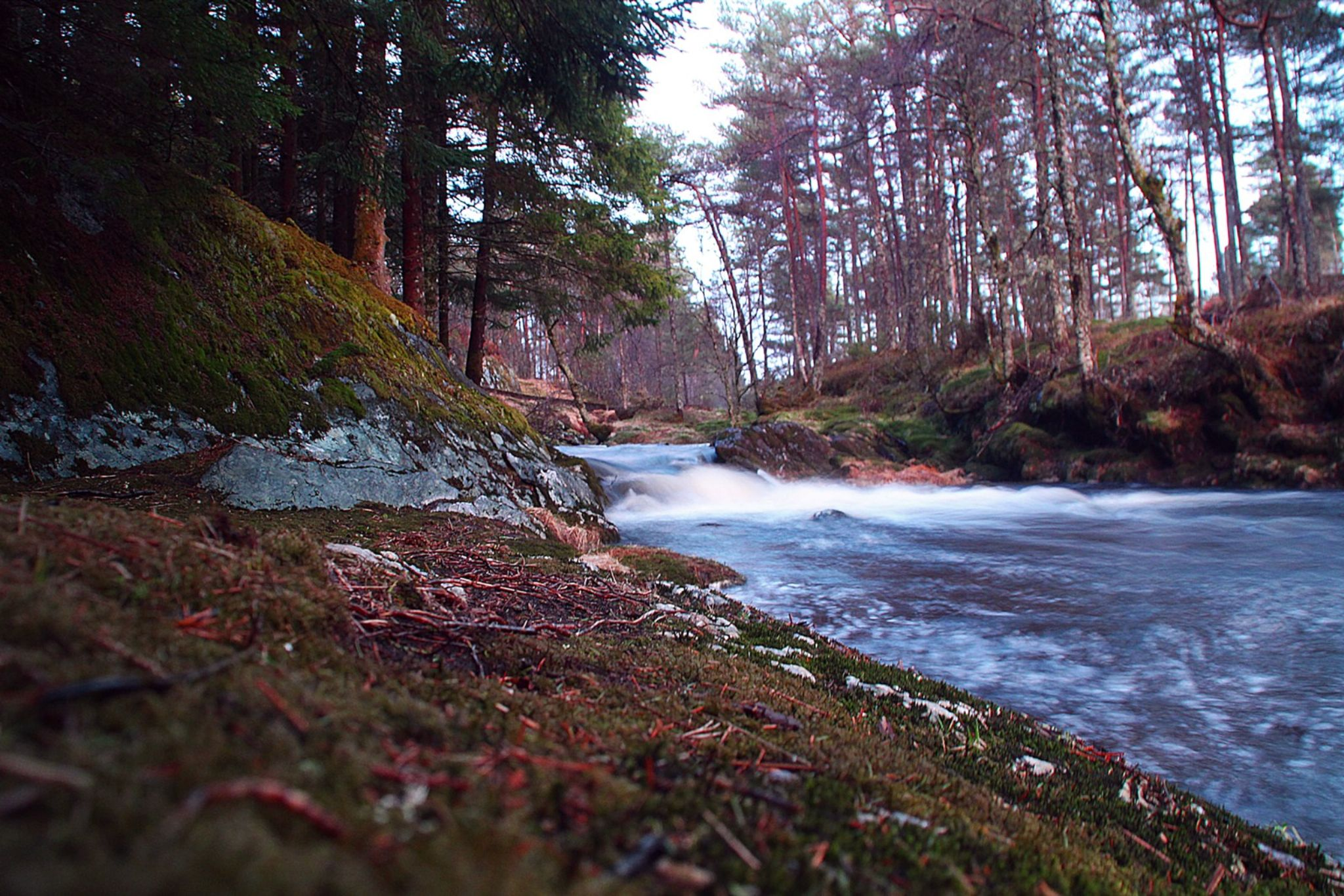 Flowing with the Stream by vidar.totland