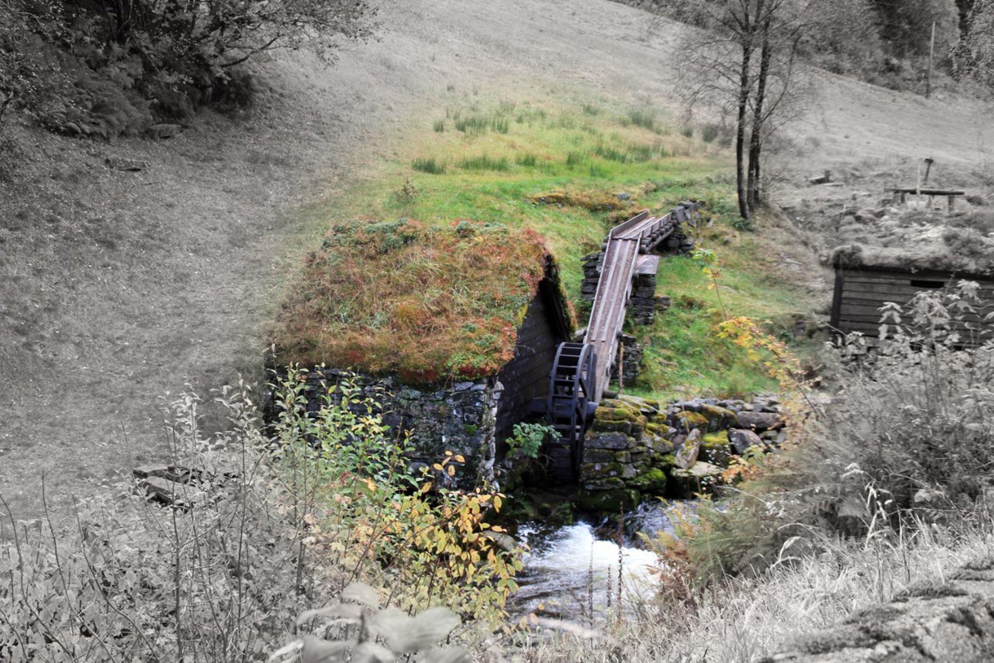 WaterMill by vidar.totland