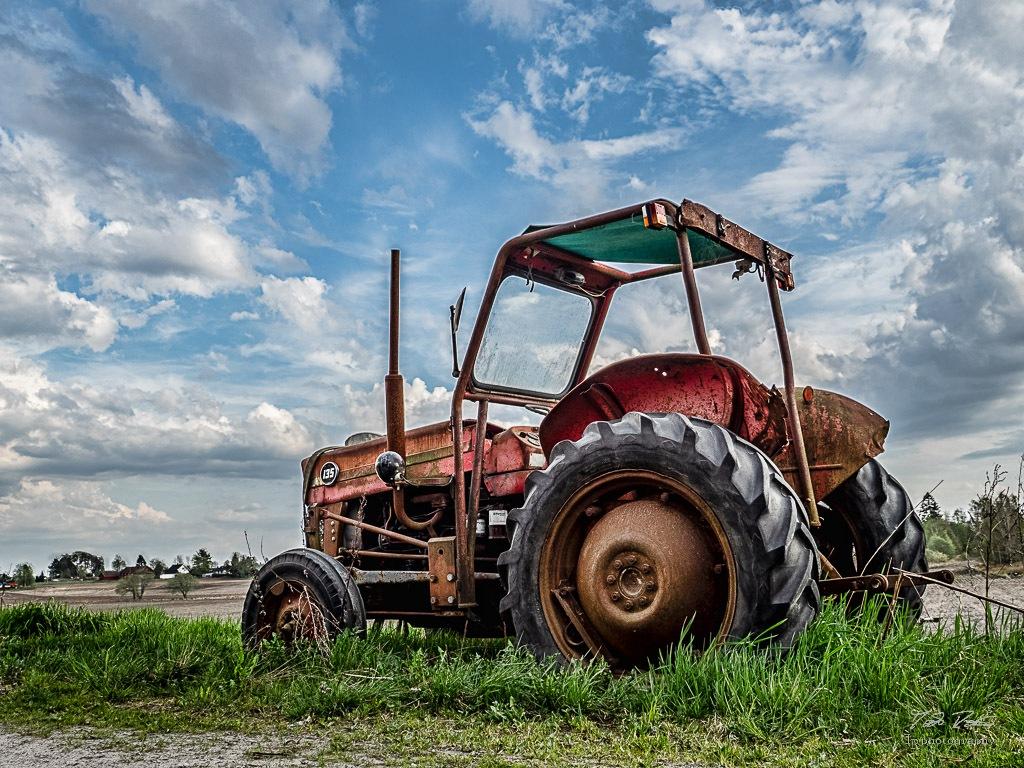 Traktor by DirkRosin