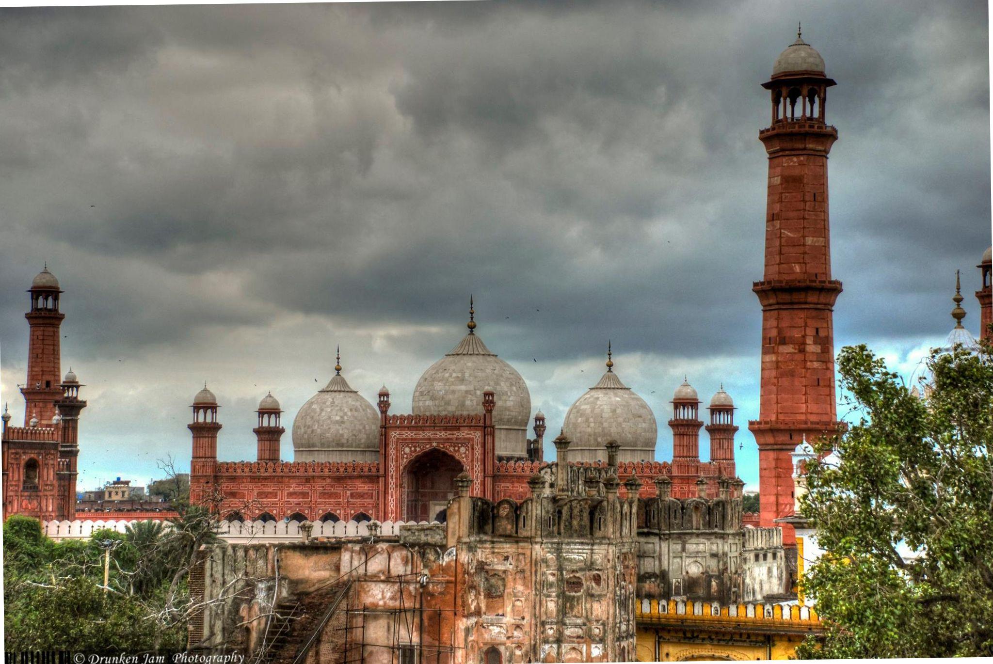 Great Masque of Lahore  by Drunken.Jam
