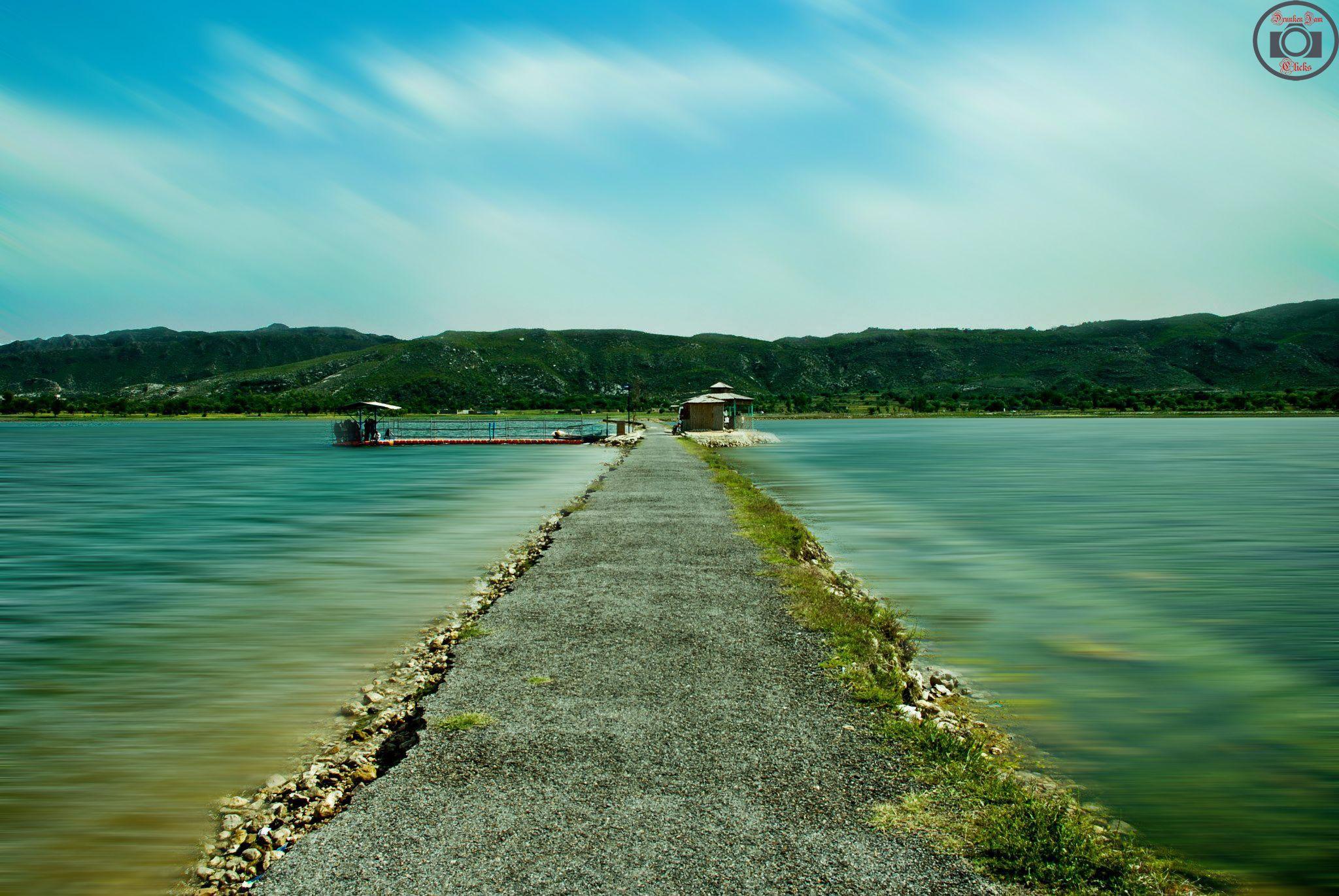 Uchali Lake by Drunken.Jam