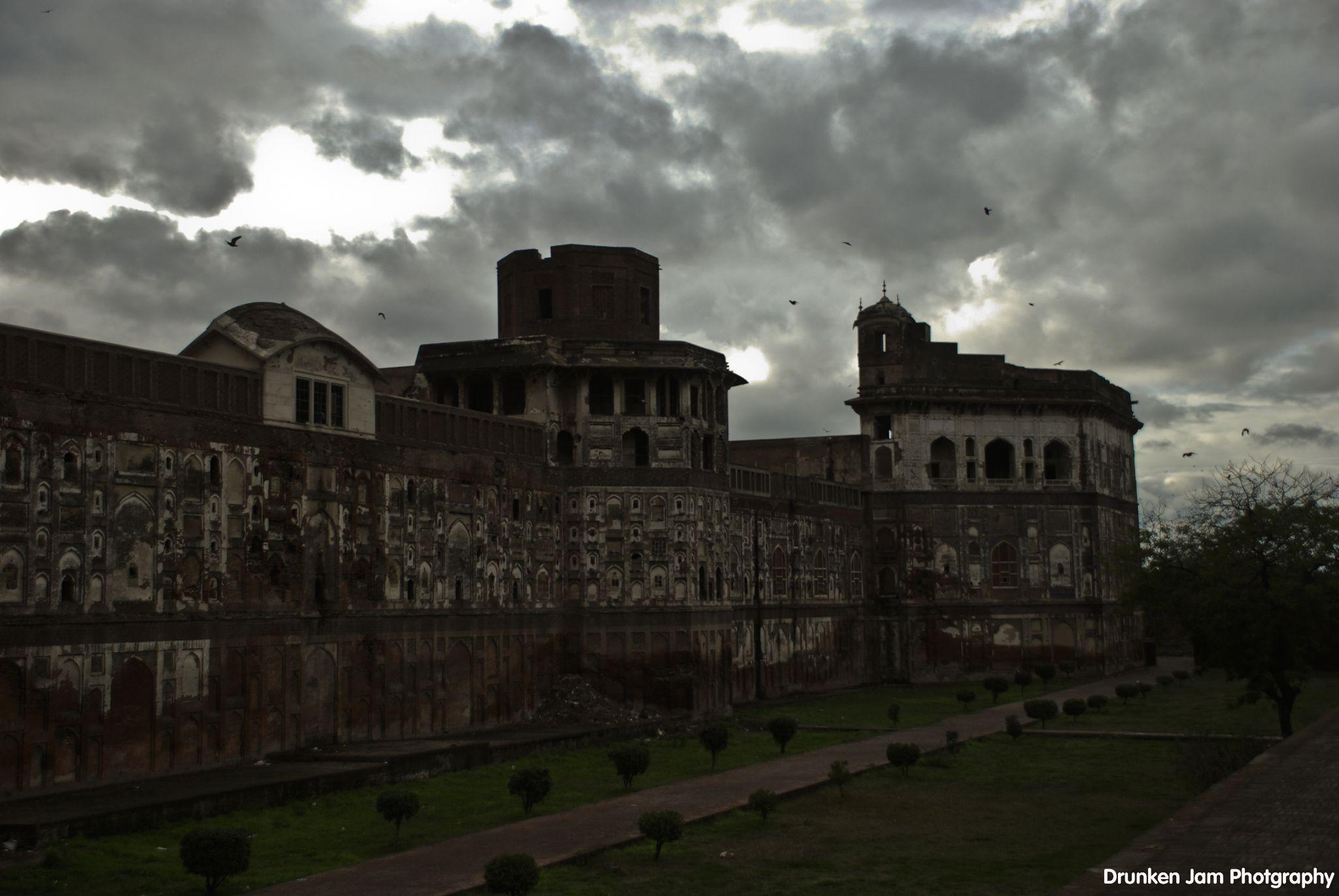 Lahore Fort by Drunken.Jam