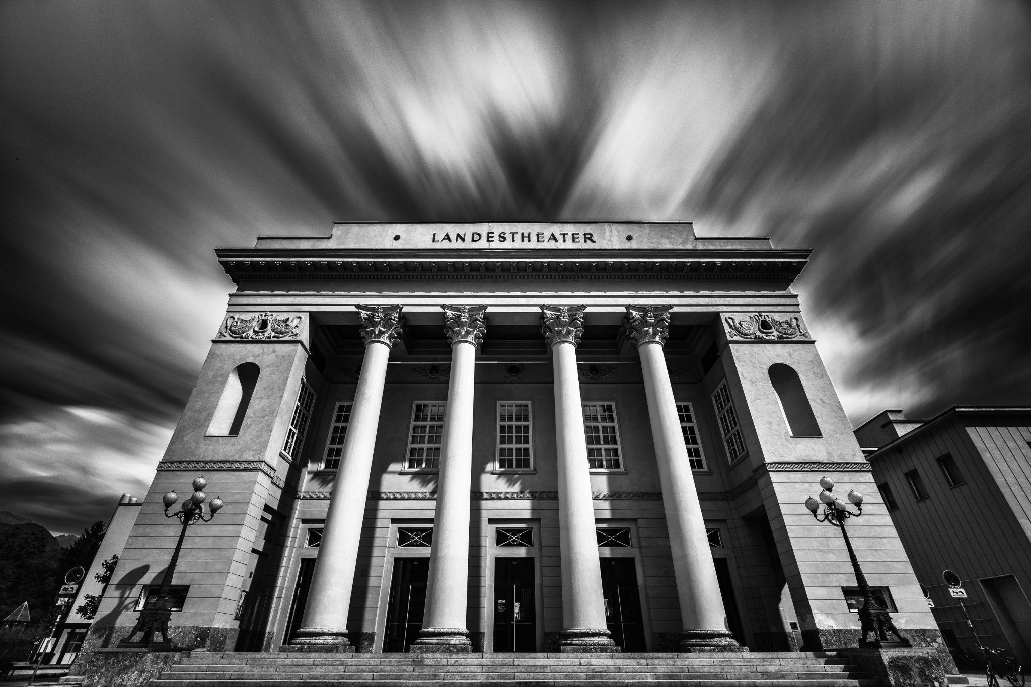 Landestheater Innsbruck by Fabian Irsara