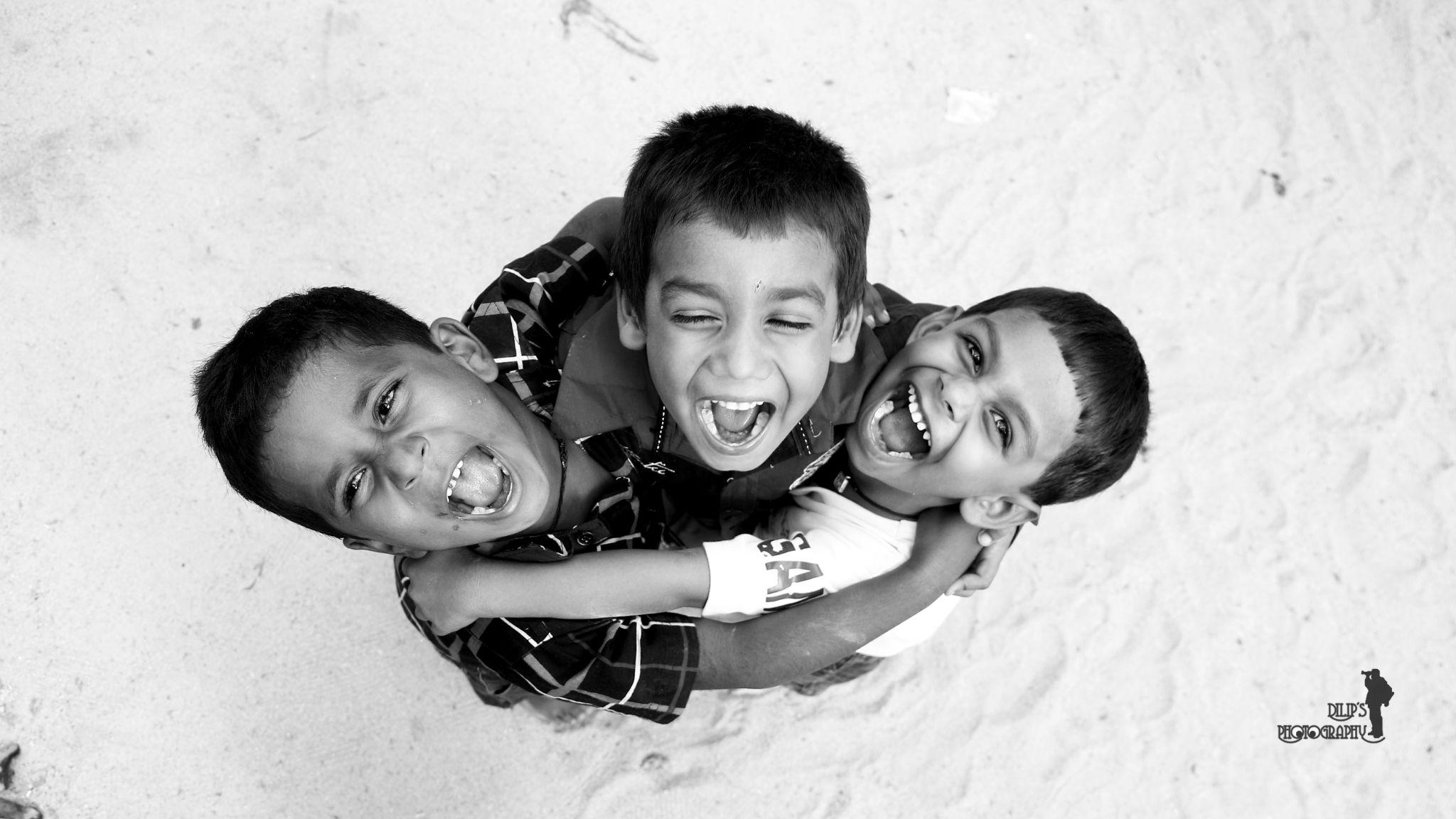 Friends for Happy by dileepk13